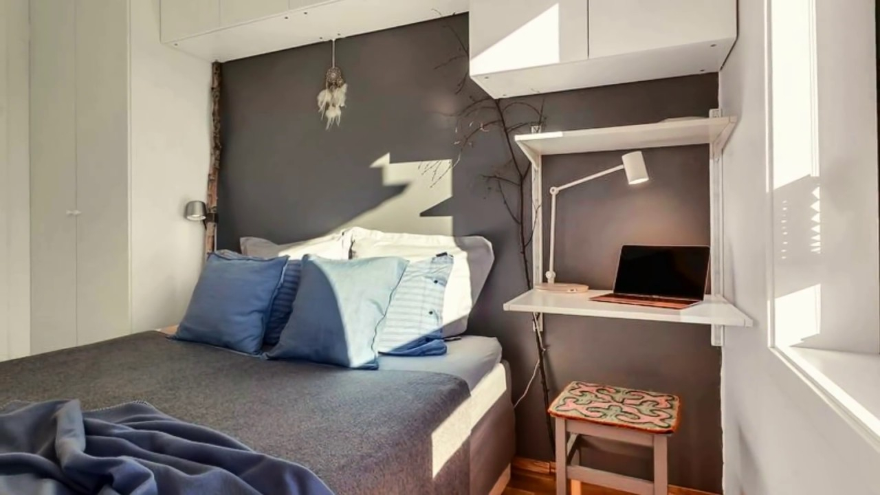 10 Spectacular Creative Ideas For Small Bedrooms beautiful small bedrooms 50 creative design ideas youtube