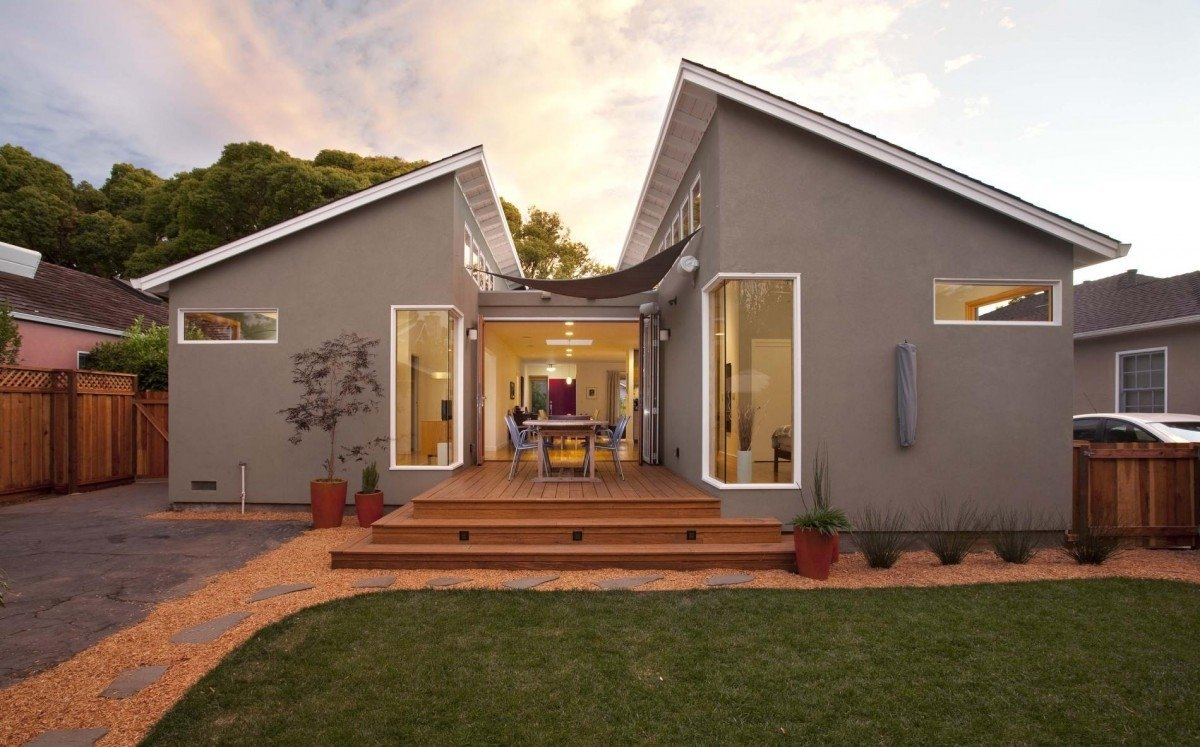 10 Fantastic Ranch Style House Remodel Ideas beautiful view modern ranch house design idea ideas for architecture 2021