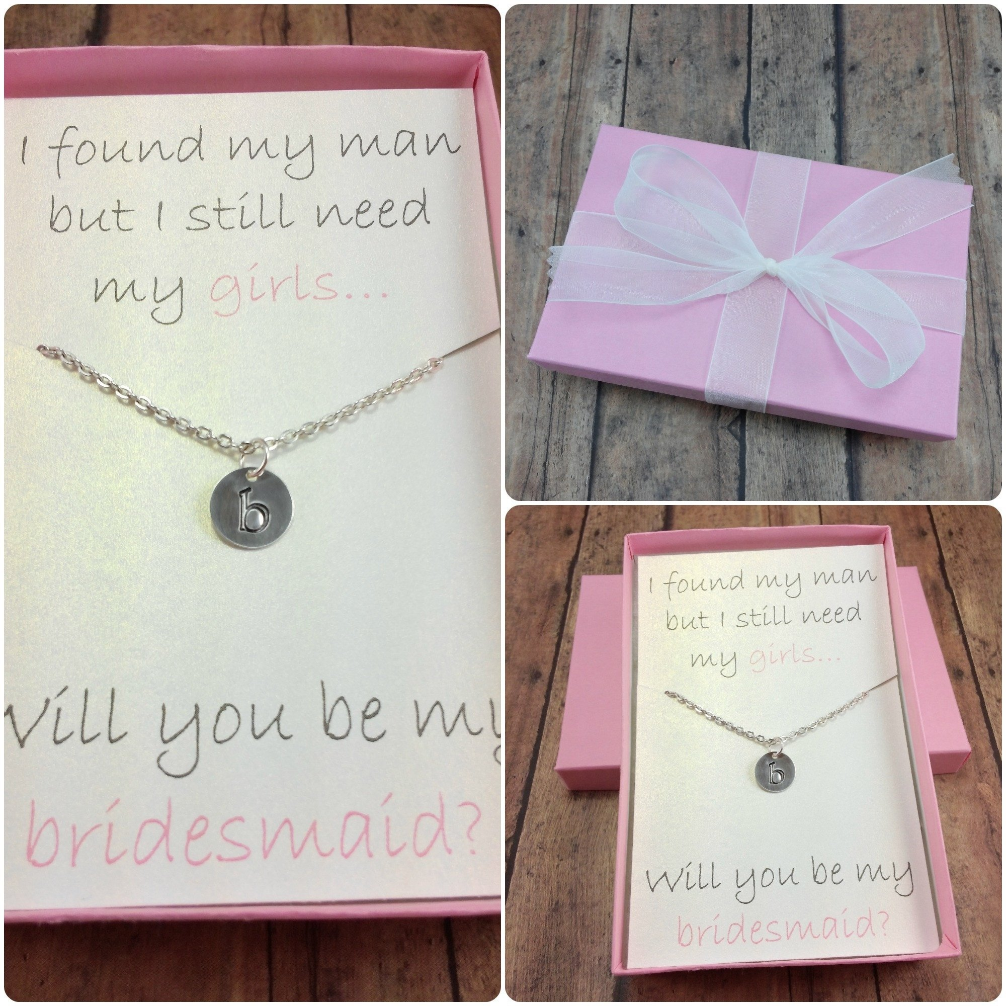 10 Cute How To Ask Bridesmaids Ideas beautiful ways to ask bridesmaids to be in your wedding gallery 2020