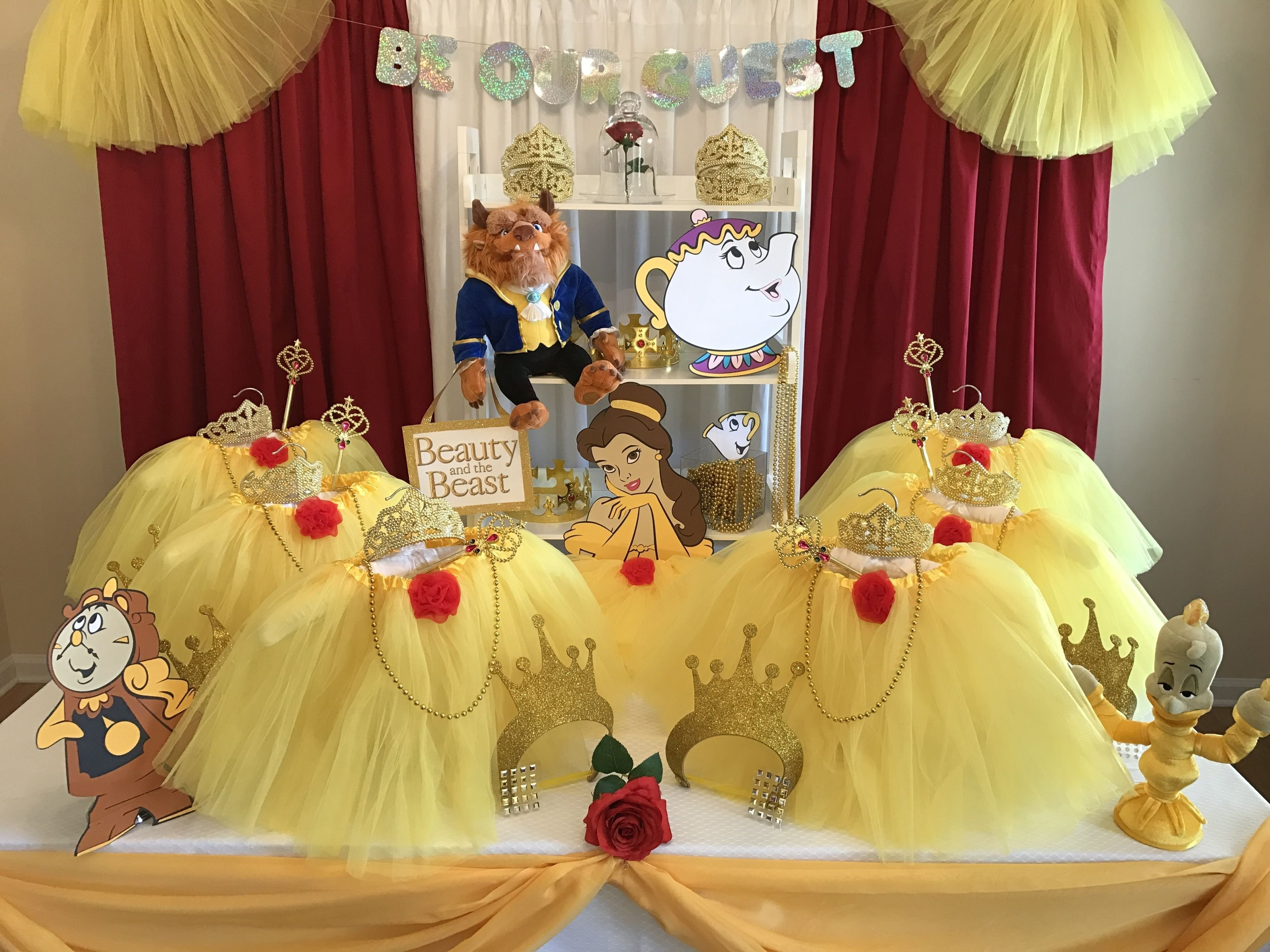 beauty and the beast party ideas | event ideas, princess theme party