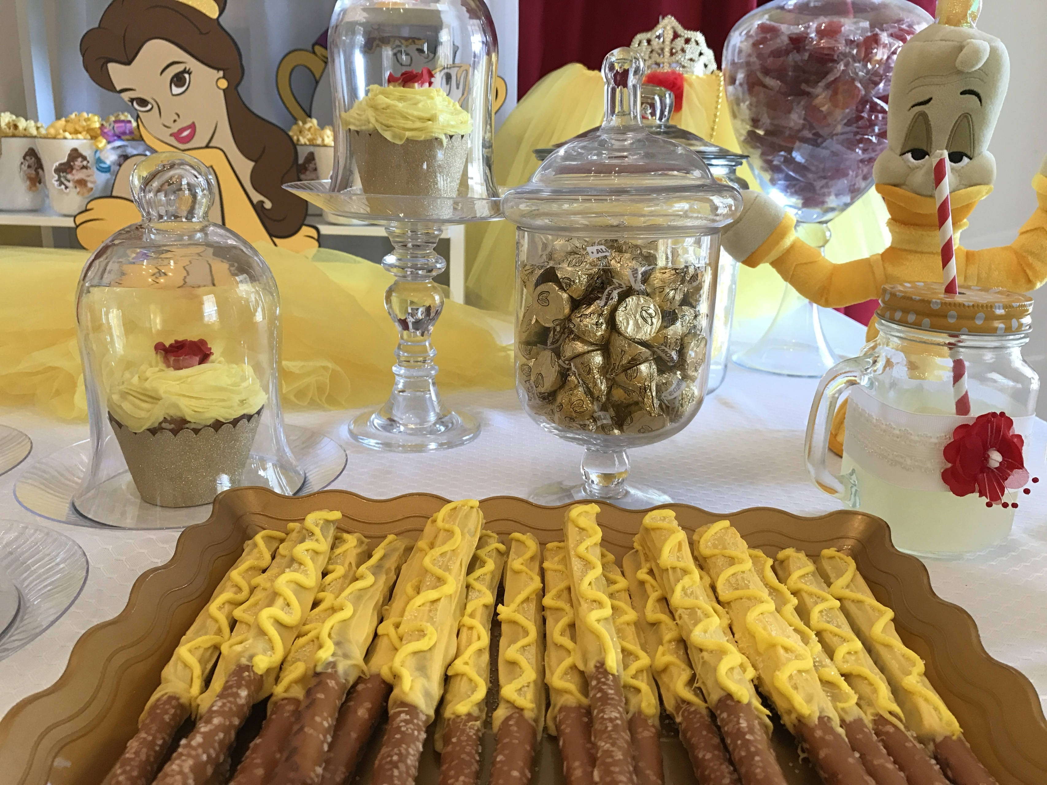 10 Great Beauty And The Beast Party Ideas %name 2021