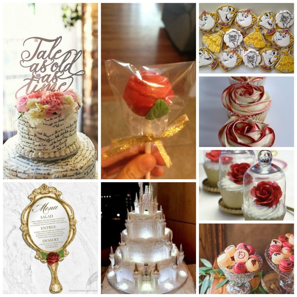 10 Gorgeous Beauty And The Beast Wedding Theme Ideas beauty and the beast wedding theme perfect details 2020