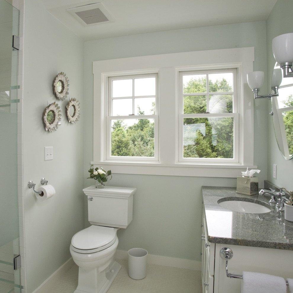 10 Pretty Paint Ideas For Small Bathrooms beauty of bathroom paint ideas 1 2021