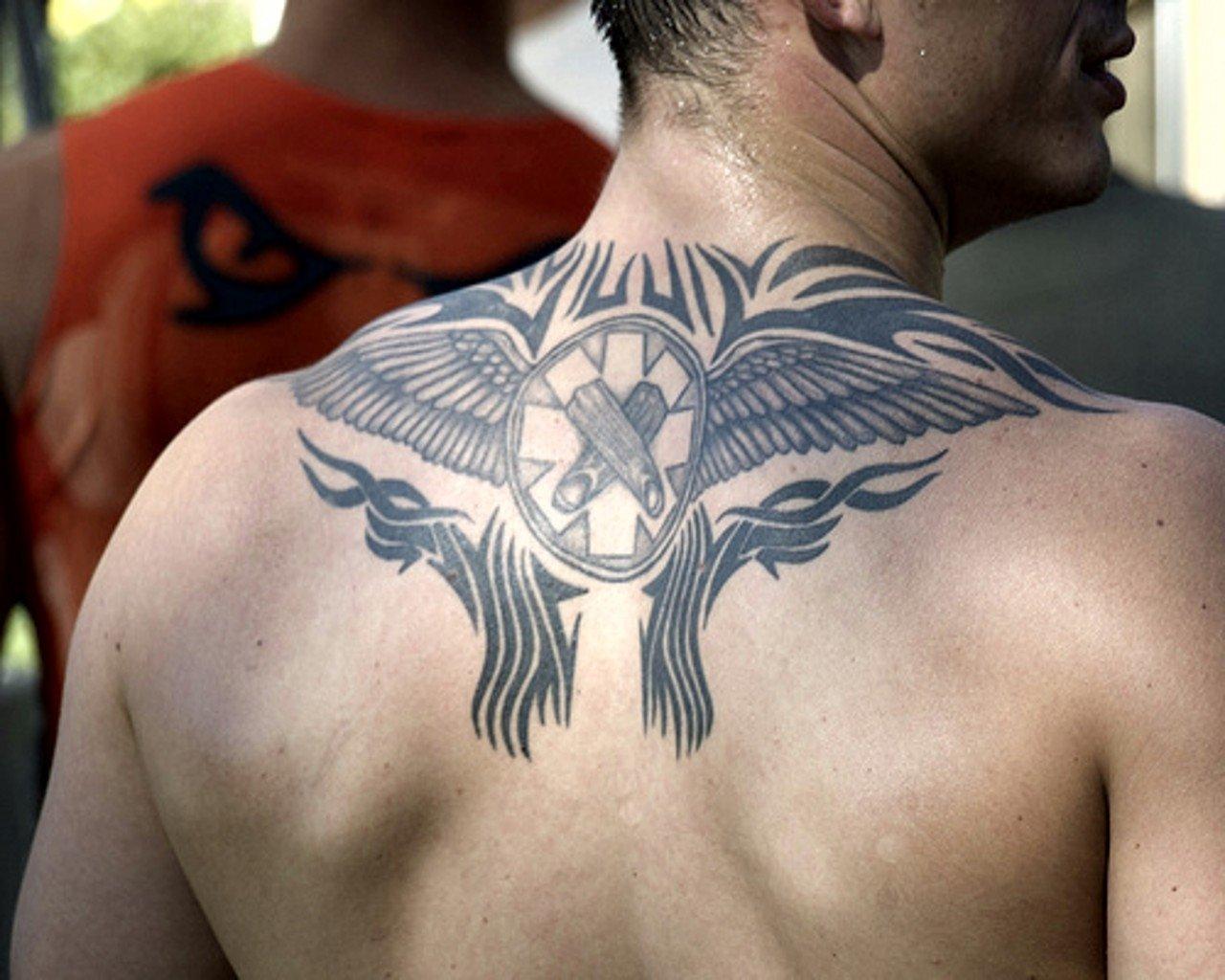 10 Fantastic Back Tattoo Ideas For Guys becik tattoo designs for men nisartmacka 2021