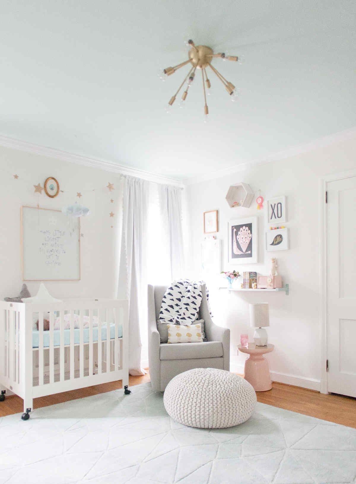 10 Stunning Pinterest Baby Girl Nursery Ideas bedroom baby girl nursery toddler girl room decor baby boy wall boy 2021