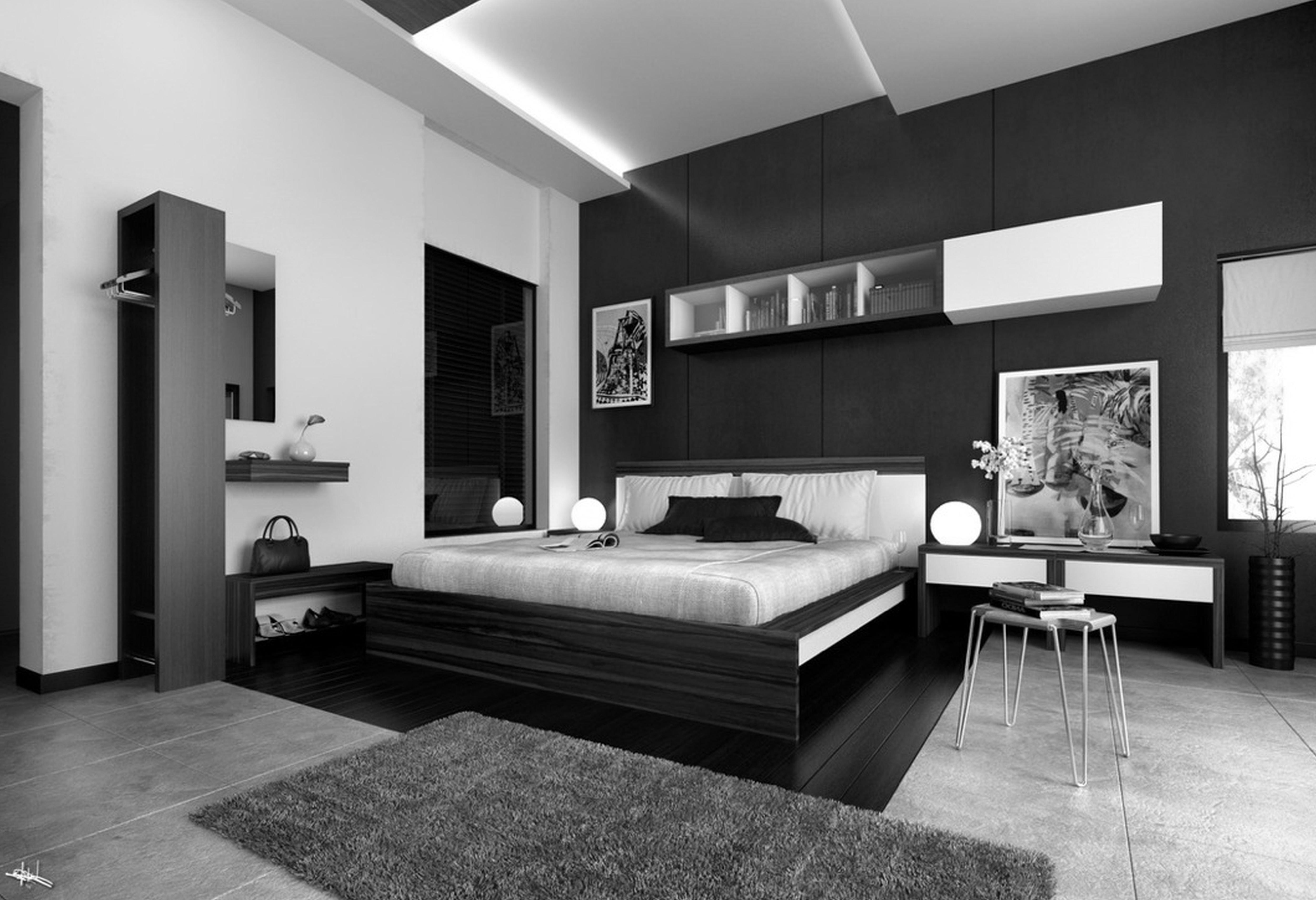 10 Wonderful Black And White Bedroom Ideas bedroom bedroom unusual vintage master black and white bedrooms 2020