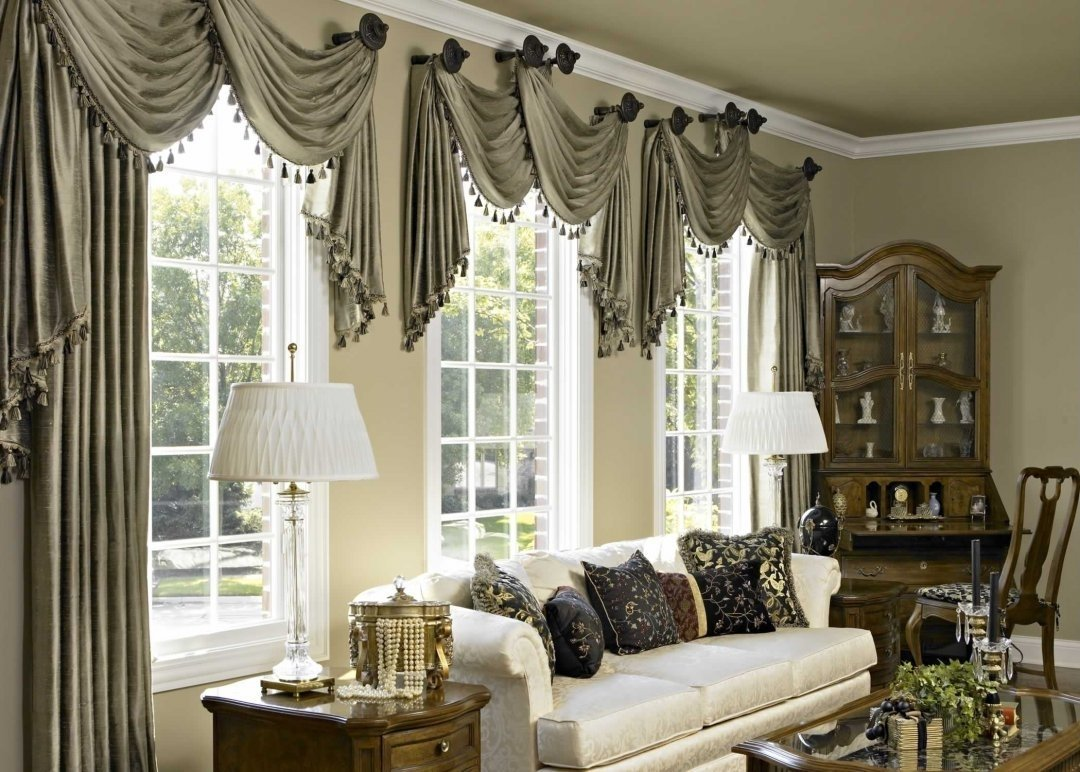 10 Famous Curtain Ideas For Large Windows bedroom curtain ideas for big windows marcosanges awesome 2020