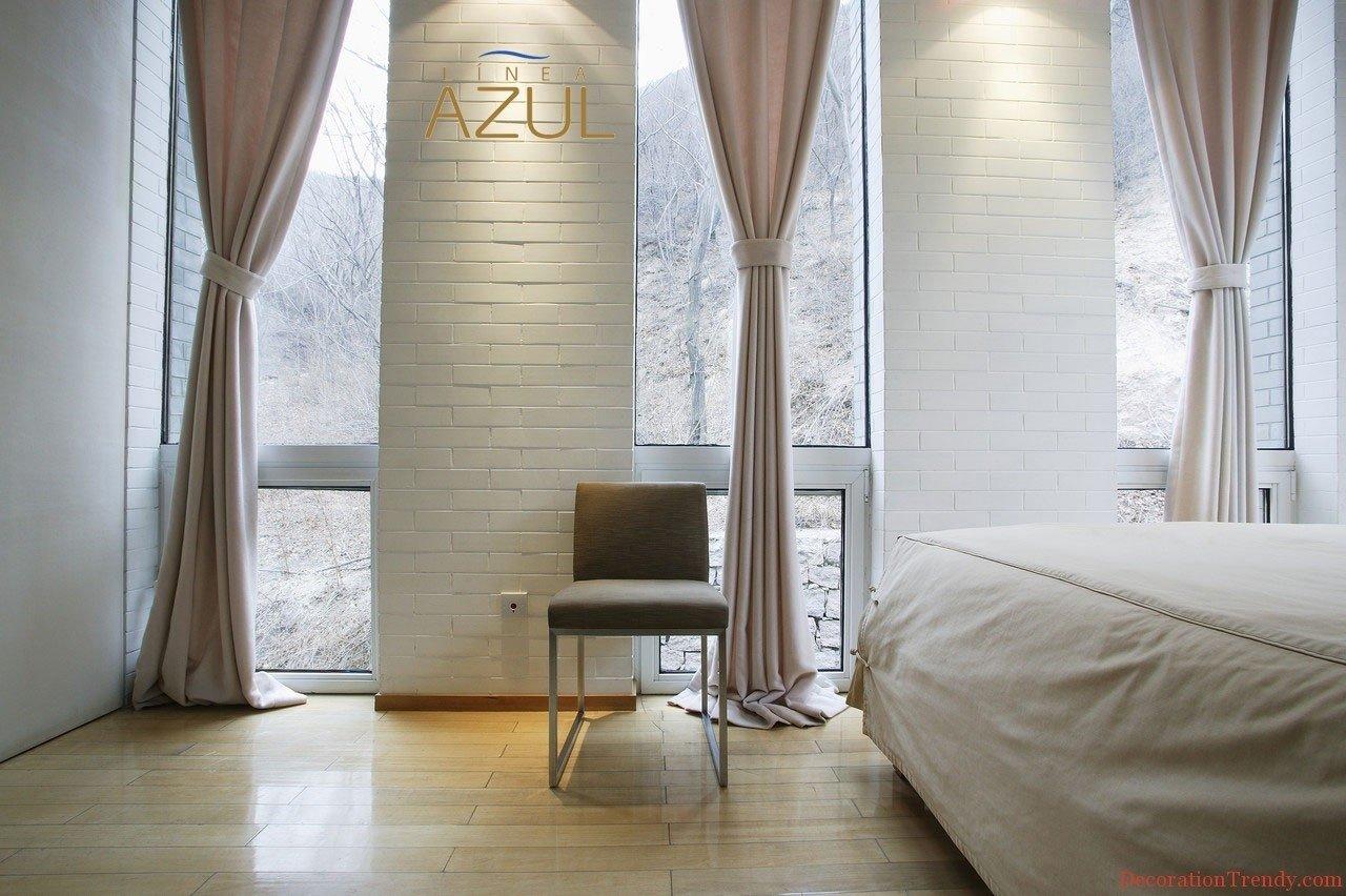 10 Spectacular Curtain Ideas For Small Windows bedroom curtain ideas small windows home delightful 1 2020