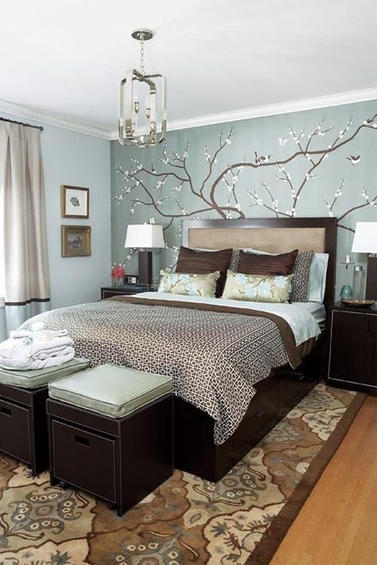 10 Perfect Grey And Blue Bedroom Ideas bedroom decorating ideas with grey walls blue bedrooms brown grey 2021