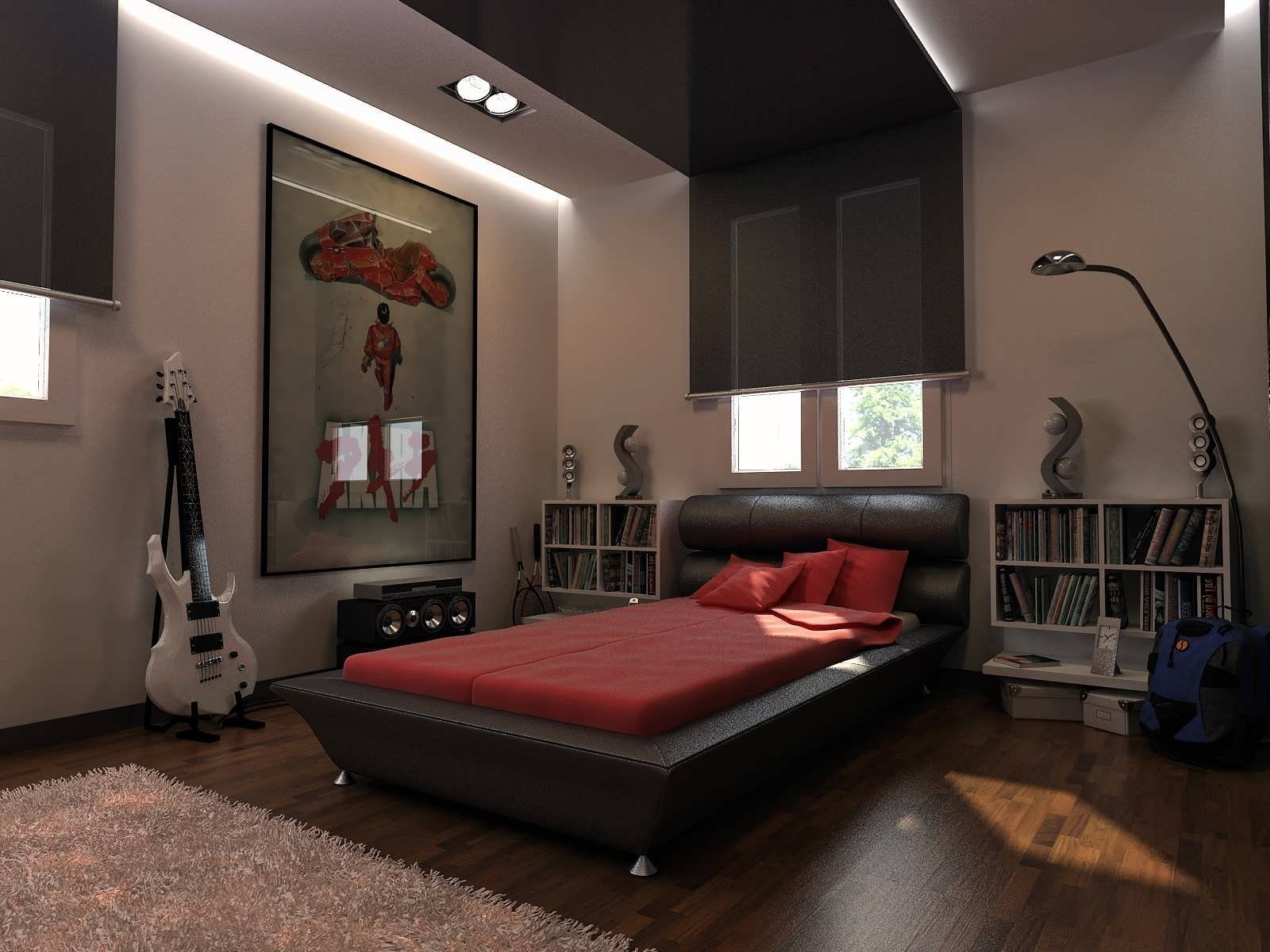 10 Great Room Design Ideas For Guys bedroom design bedroom design cool boy bedrooms fur ideas guys 2020