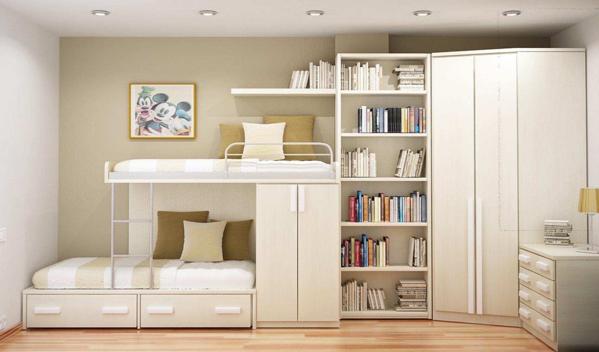10 Unique Kids Bedroom Ideas For Small Rooms bedroom fantastic kids bedroom and interior for girls kids bedroom 2020