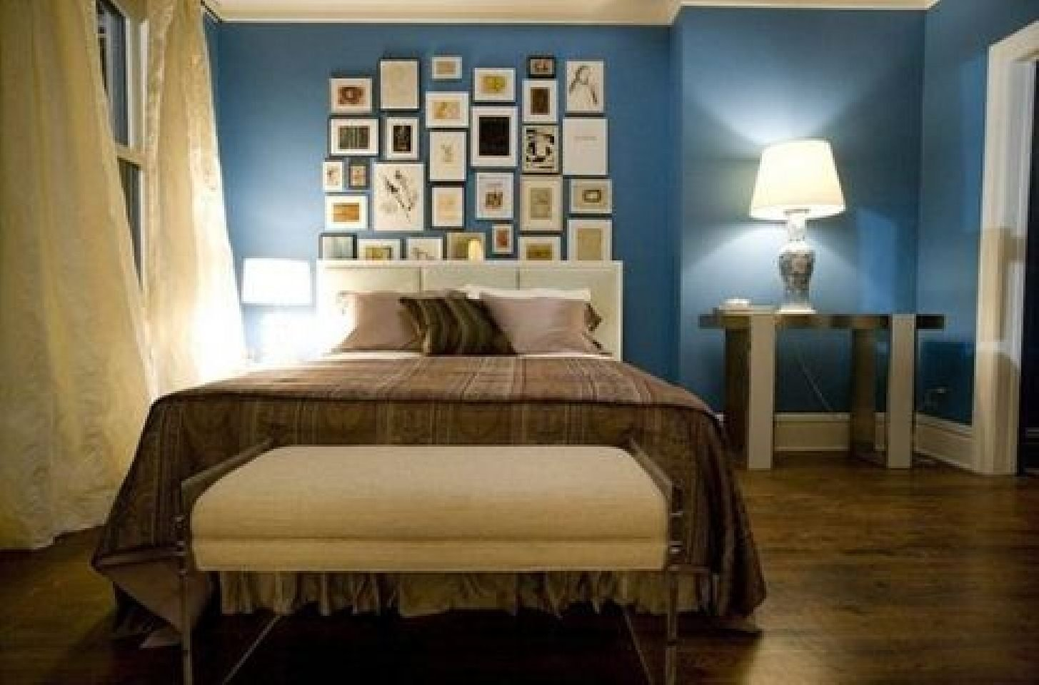 10 Elegant Blue And Brown Bedroom Ideas bedroom ideas brown and blue home delightful 2020
