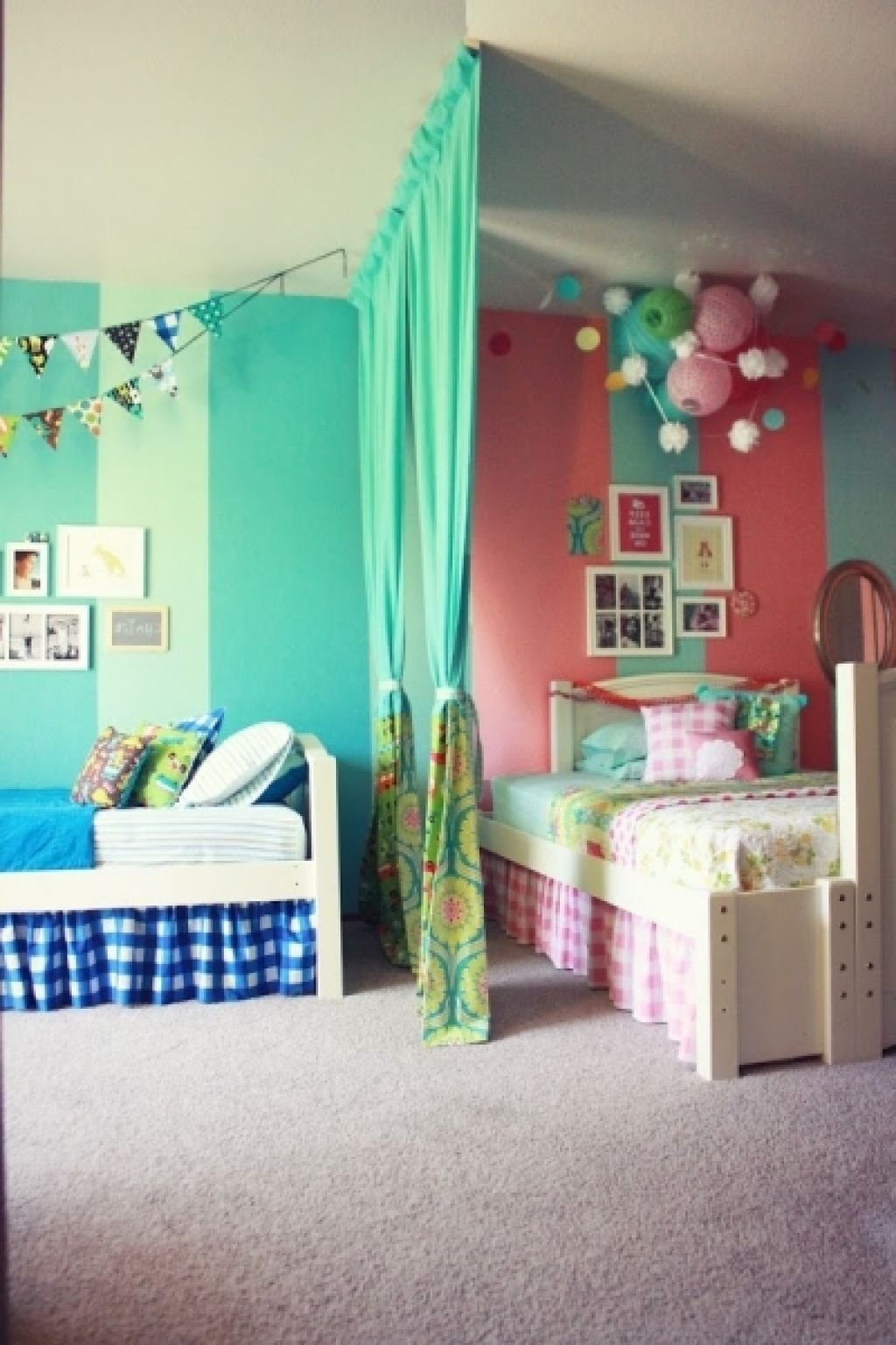 10 Gorgeous Girl And Boy Room Ideas bedroom imposing boy and girl bedroom ideas on shared room all done 2020