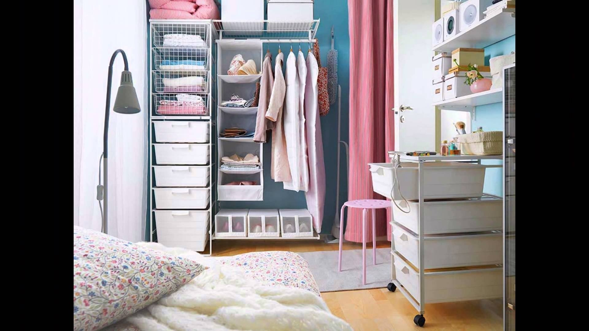 10 Elegant Organization Ideas For Small Bedrooms bedroom organization ideas small bedroom organization ideas youtube