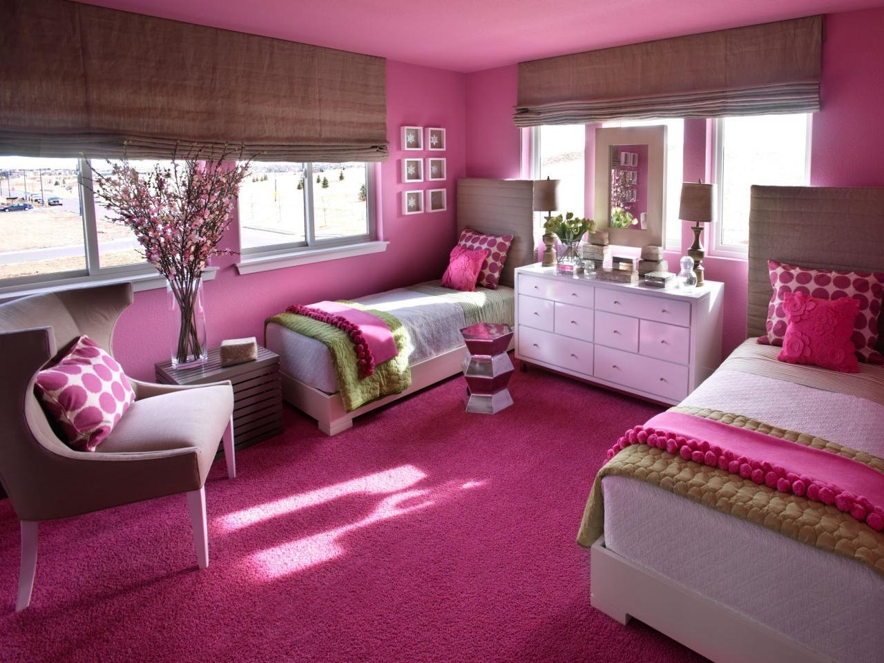 10 Cute Ideas For Painting A Room %name 2020