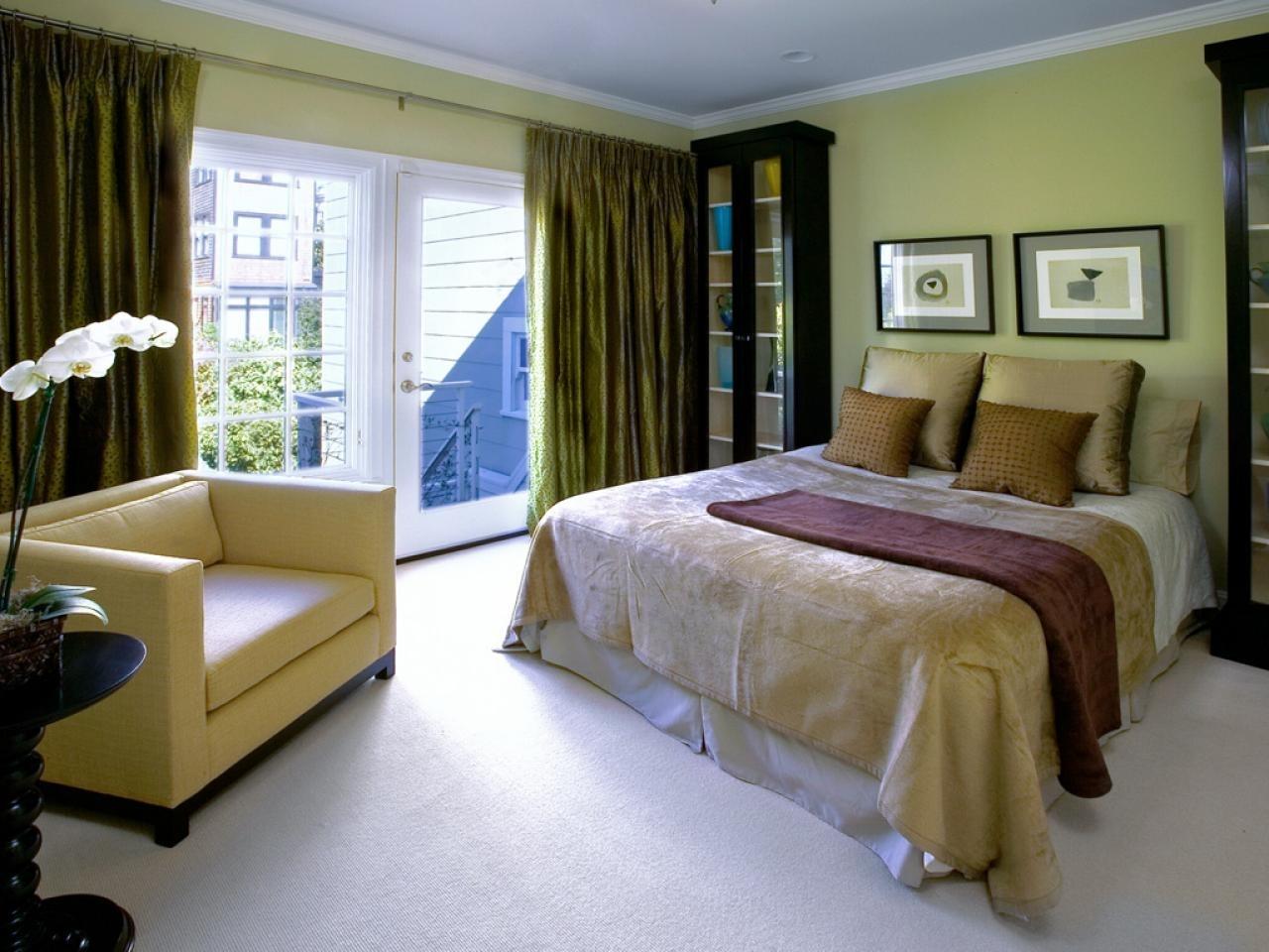 bedroom paint color ideas: pictures & options | hgtv