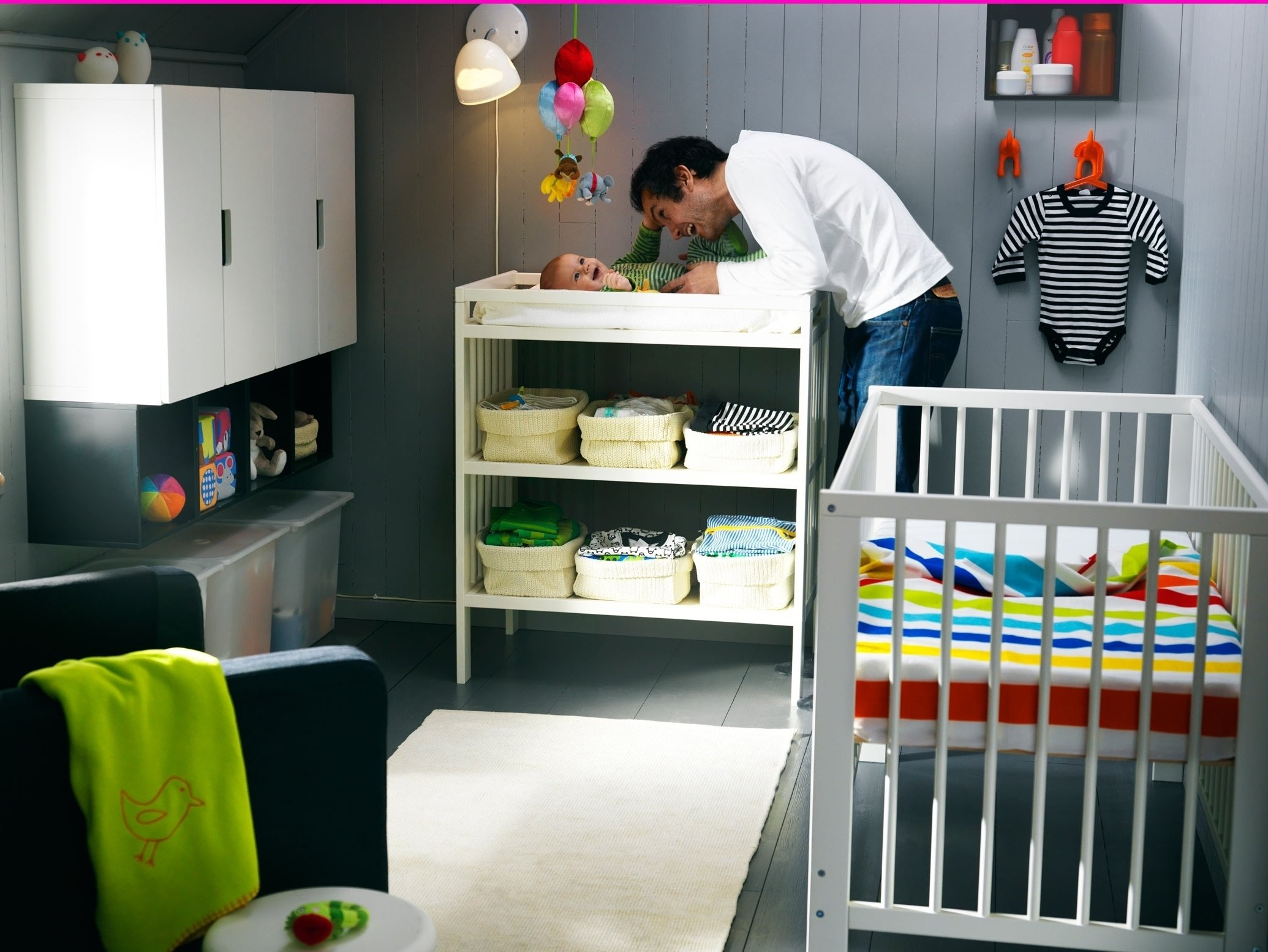 10 Gorgeous Nursery Ideas For Small Rooms bedroom small nursery ideas for twins neutral nursery ideas idea 2020
