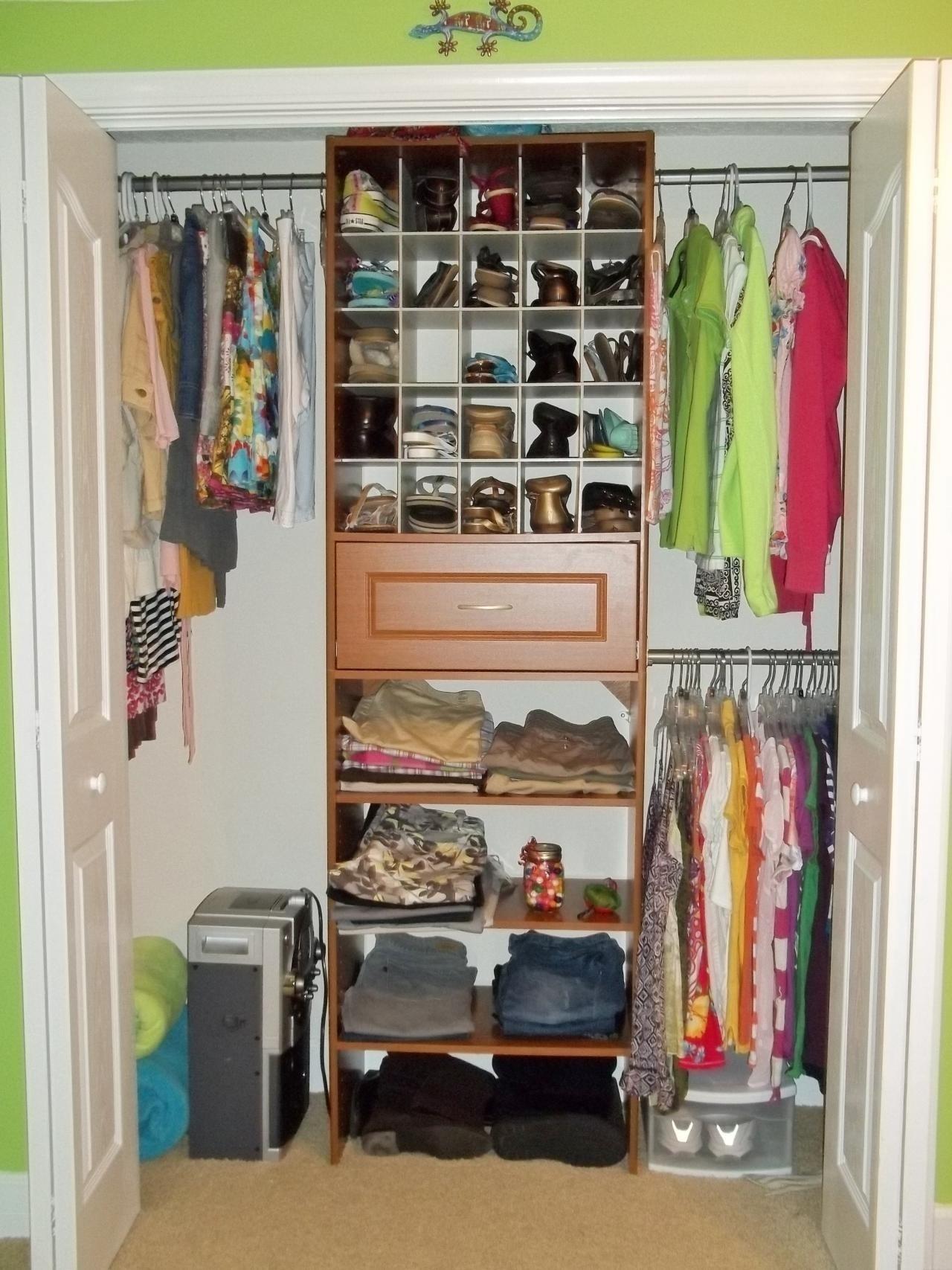 10 Attractive Closet Organization Ideas For Small Closets bedroom small walk in closet ideas ikea bedroom closet design small 2021