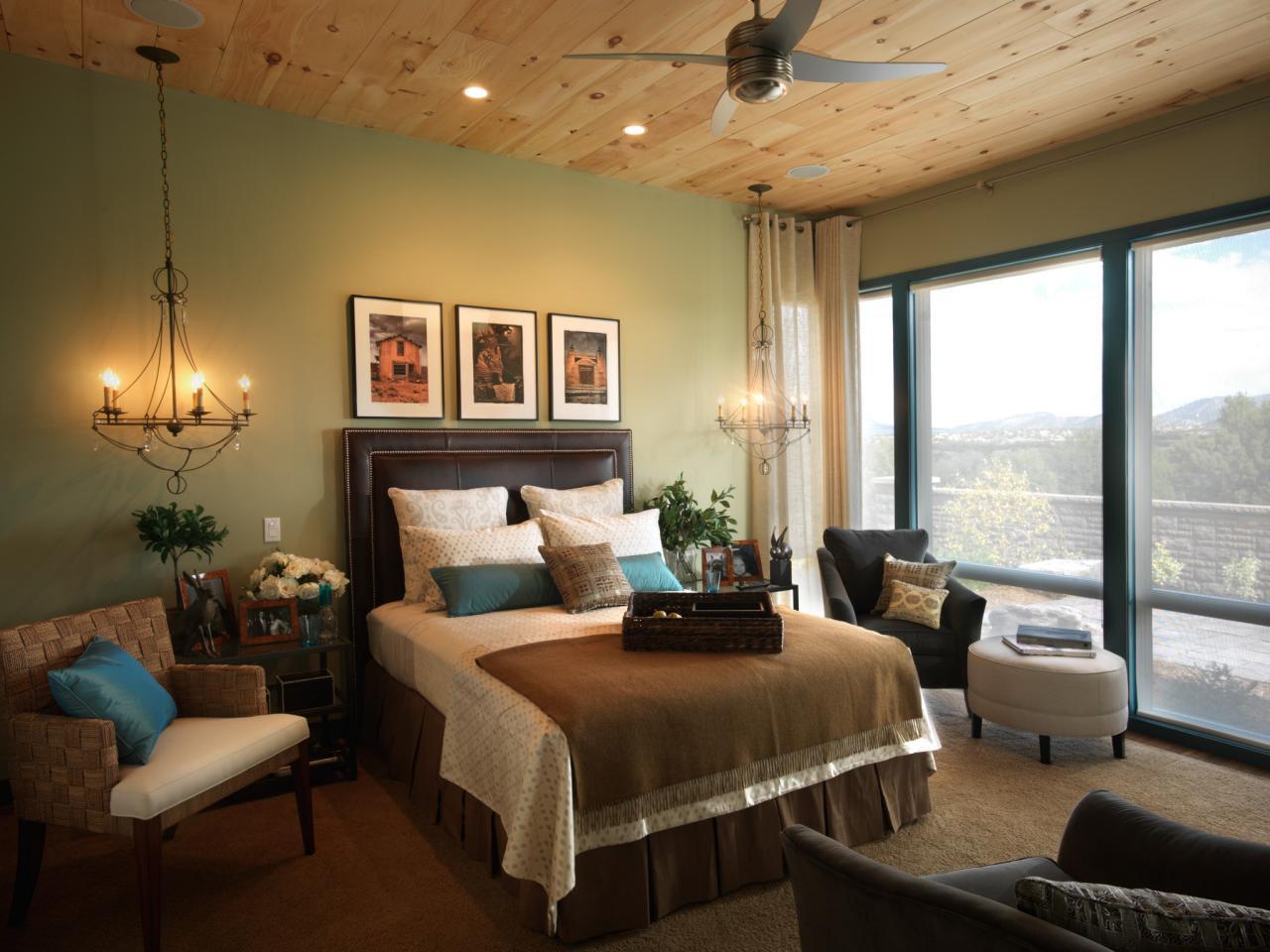 10 Unique Master Bedroom Wall Color Ideas %name