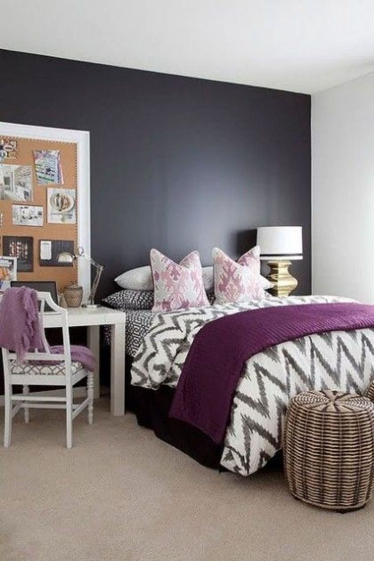 10 Lovely Gray And Purple Bedroom Ideas bedrooms astonishing small bedroom decorating ideas small purple