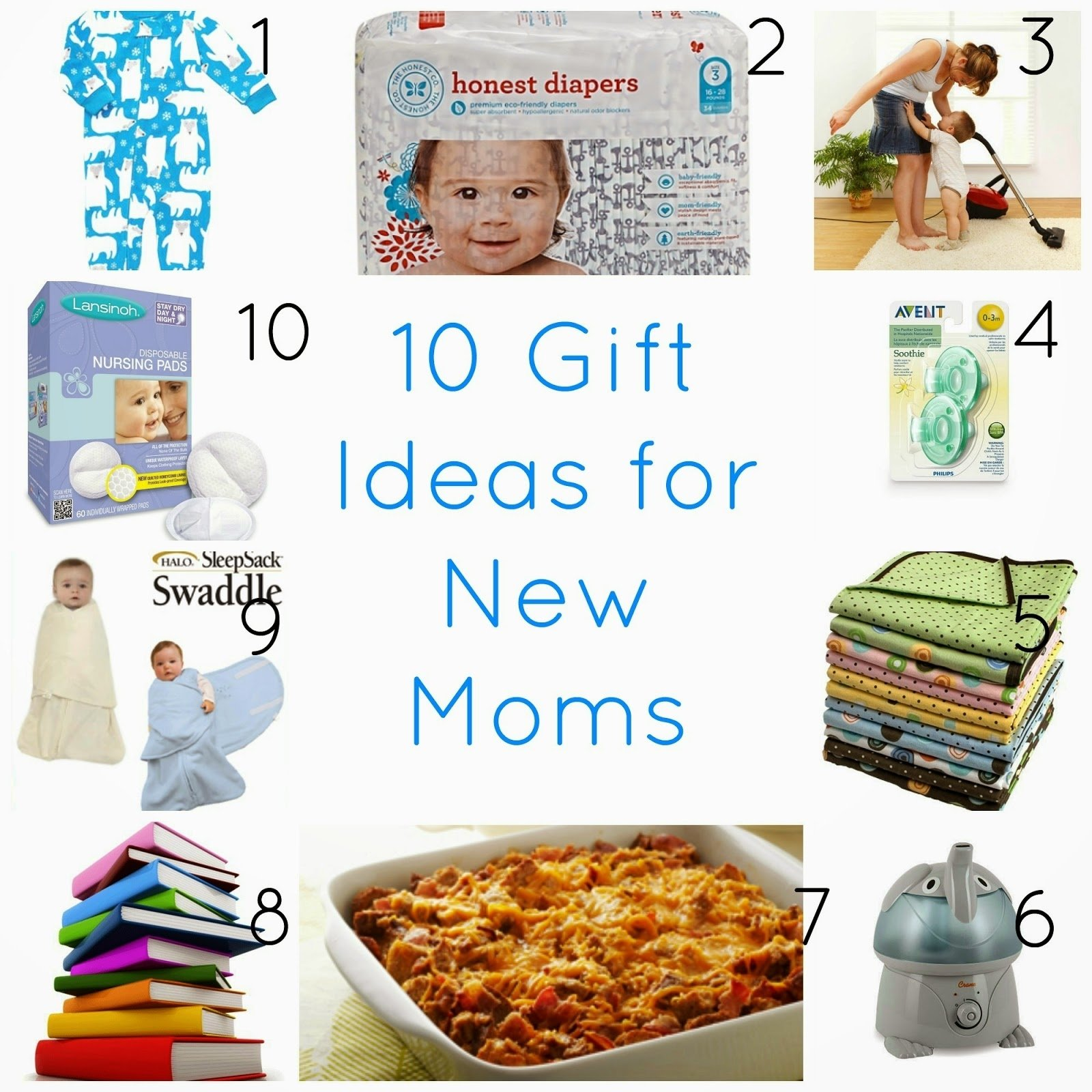 bee)autiful blessings: 10 gift ideas for new moms