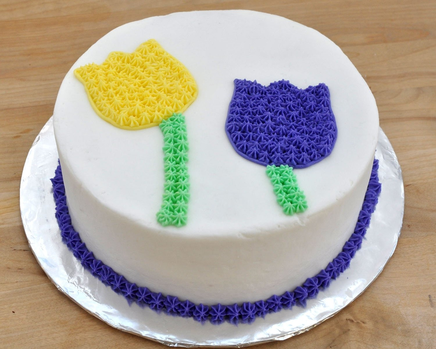 10 Best Simple Birthday Cake Decorating Ideas beki cooks cake blog cake decorating 101 easy birthday cake 5 2020
