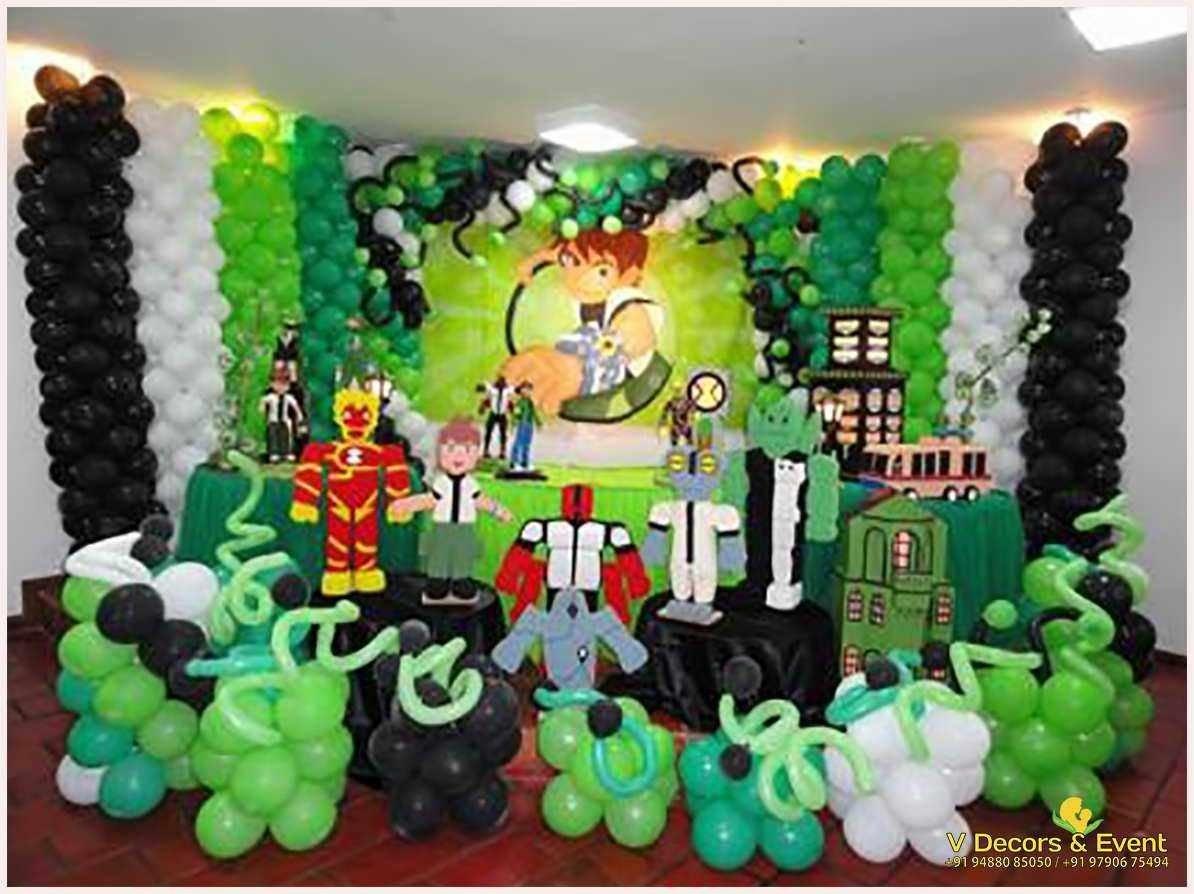 10 Trendy Ben 10 Birthday Party Ideas ben 10 party decorations ideas elitflat