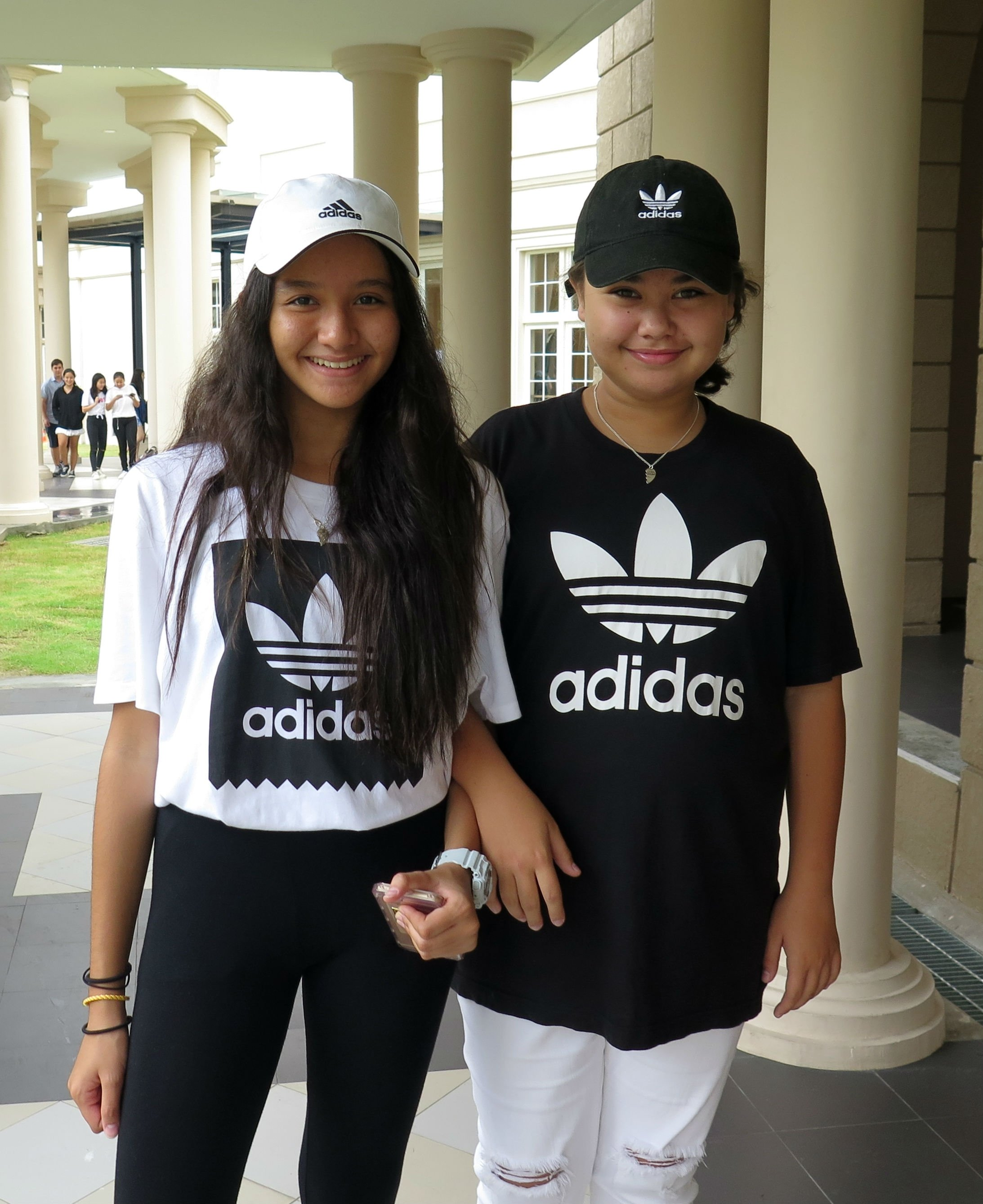 10 Perfect Twin Day Ideas For Spirit Week berkeleys spirit week continues with twin day seeing doublewe 2 2021