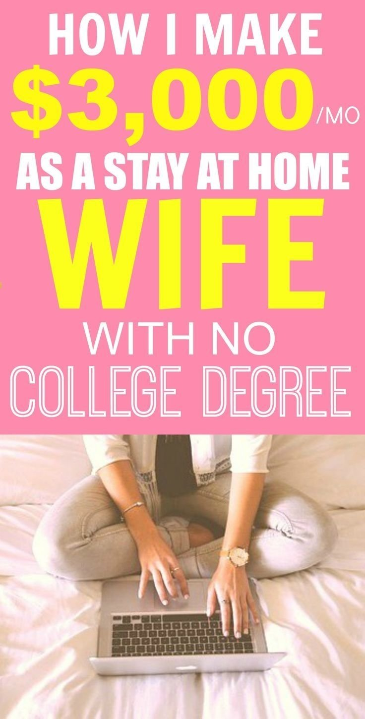 10 Trendy Ideas For Stay At Home Moms To Make Money best 25 earn money from home ideas on pinterest make money from 3 2020