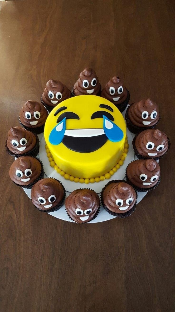 10 Elegant 12 Year Old Birthday Cake Ideas Best 25 Emoji