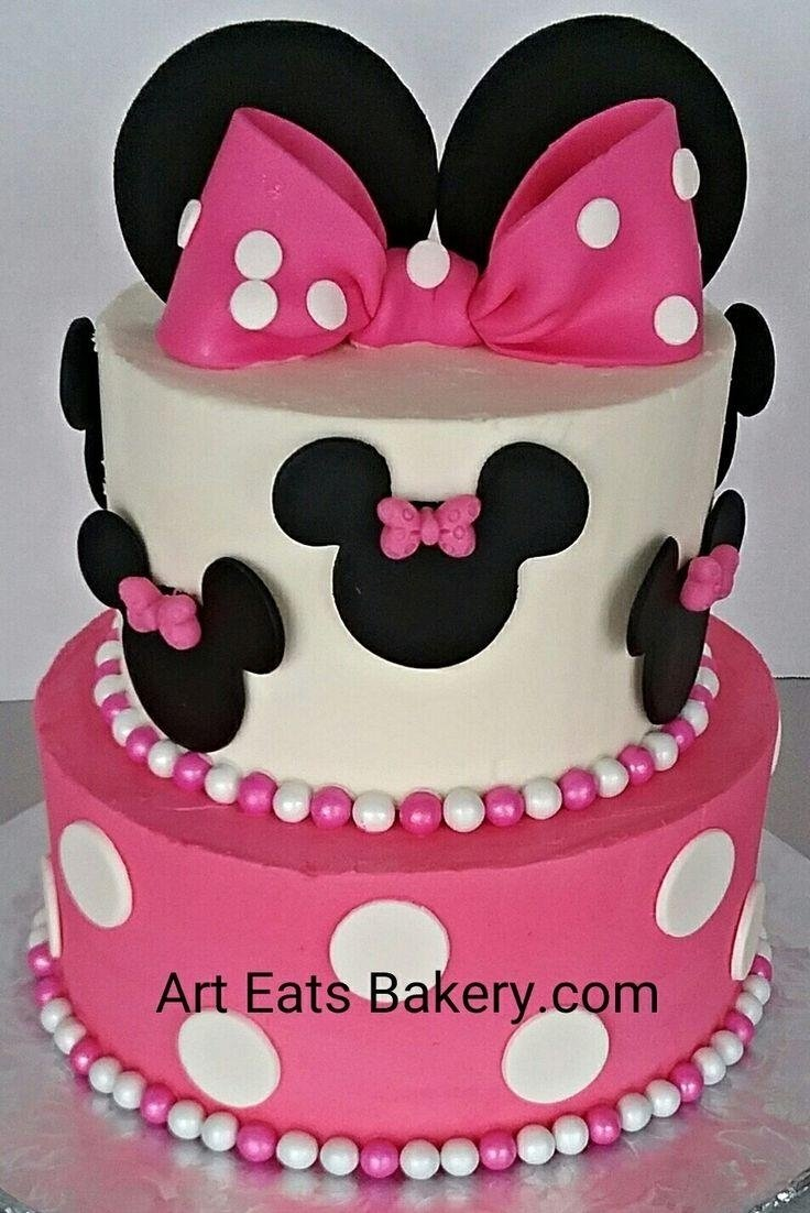 10 Ideal Minnie Mouse Birthday Cake Ideas best 25 minnie mouse birthday cakes ideas on pinterest mini