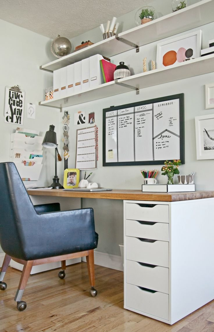 10 Stunning Home Office Ideas Small Spaces best 25 small office spaces ideas on pinterest kitchen near home 2020