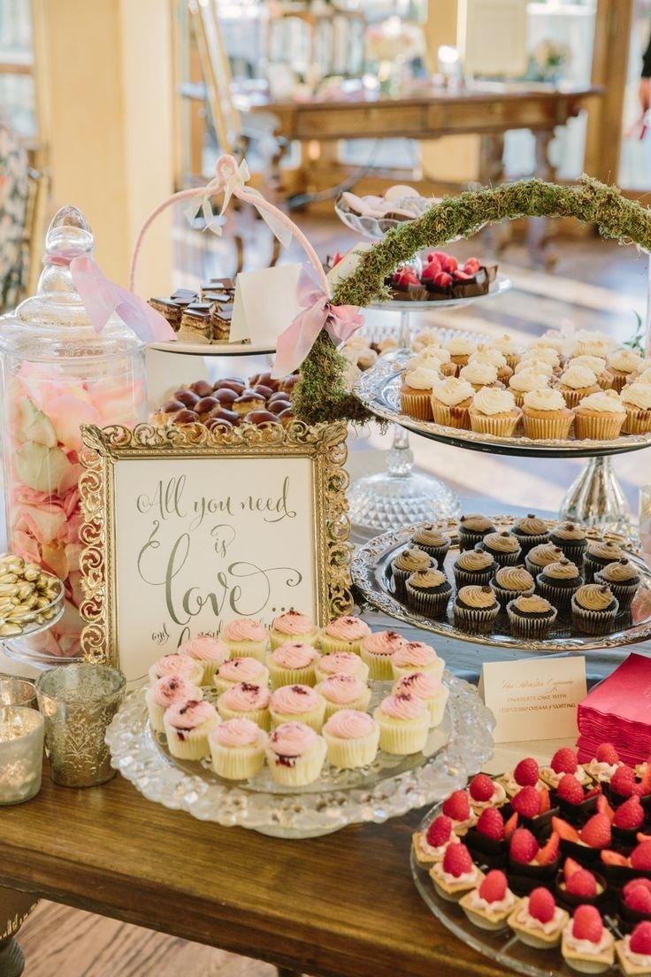 10 Trendy Dessert Table Ideas For Wedding best 25 wedding dessert tables ideas on pinterest rustic dessert 2020