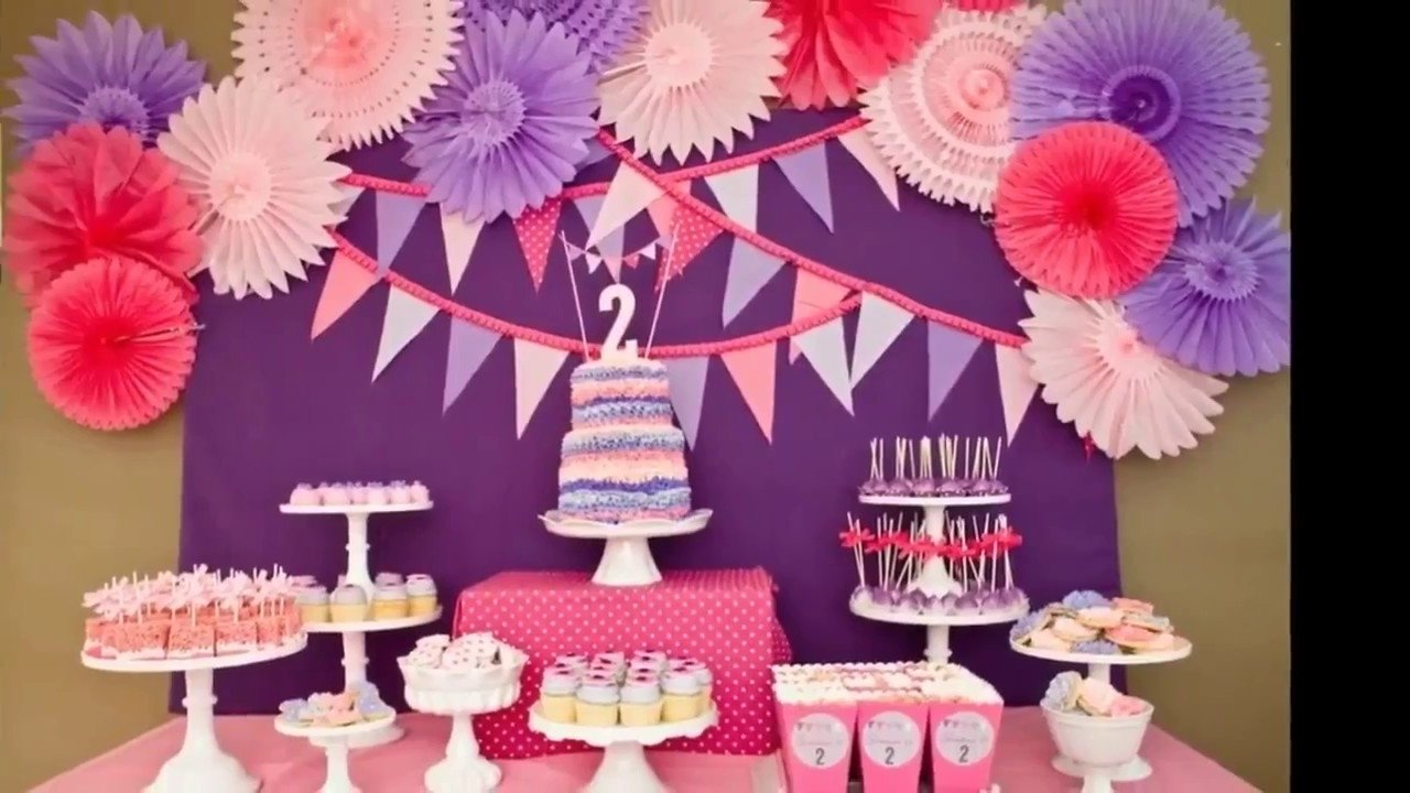 best 3 year old birthday party ideas at home - youtube