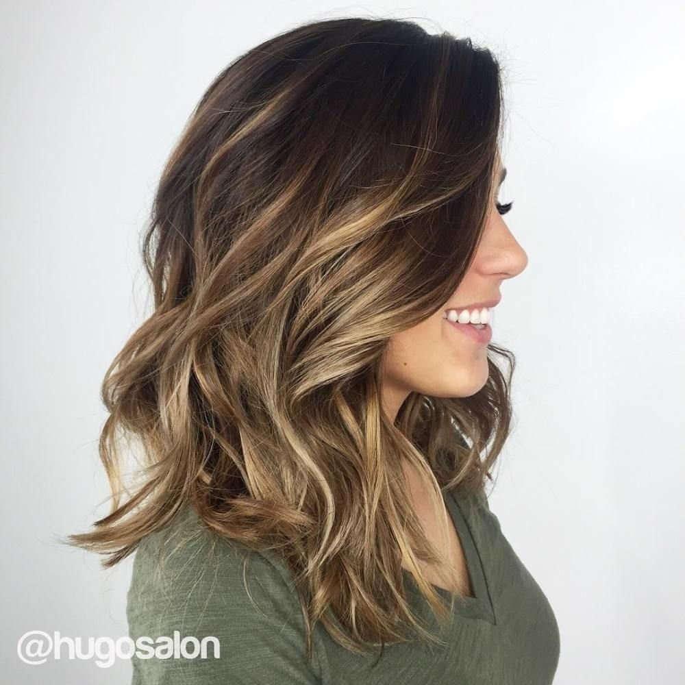 10 Unique Blonde And Dark Brown Hair Color Ideas best balayage hair color ideas 70 flattering styles for 2018 1 2020