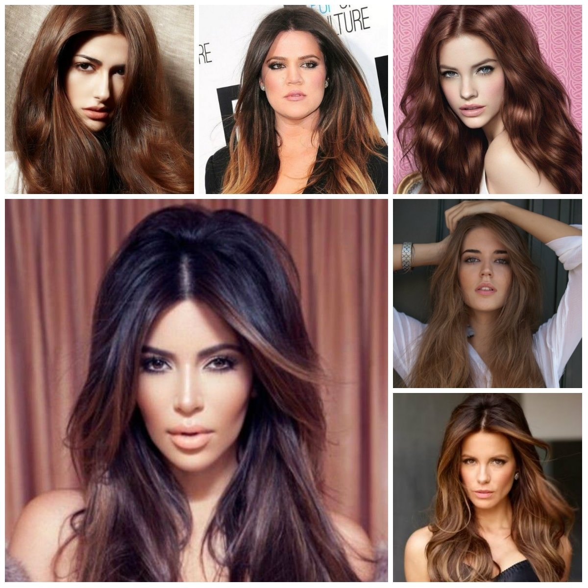 10 Nice Hair Color Ideas For Olive Skin best brunette hair colors for 2017 new haircuts to try for 2018 2021