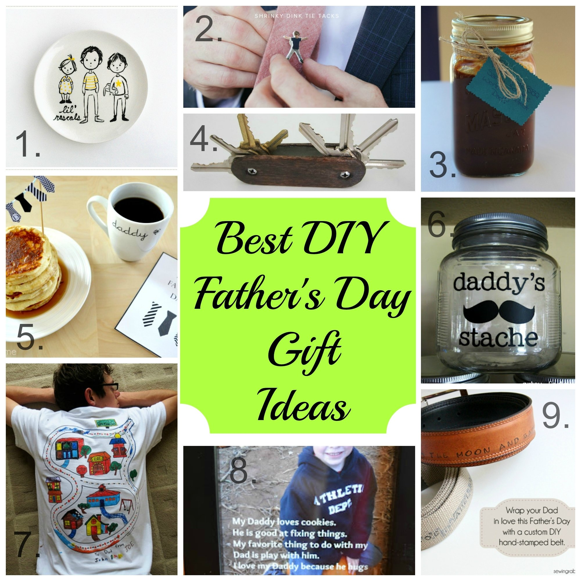 10 Wonderful Gift Ideas For Dads Who Have Everything best diy fathers day gift ideas adventures of an orthodox mom 5 2020