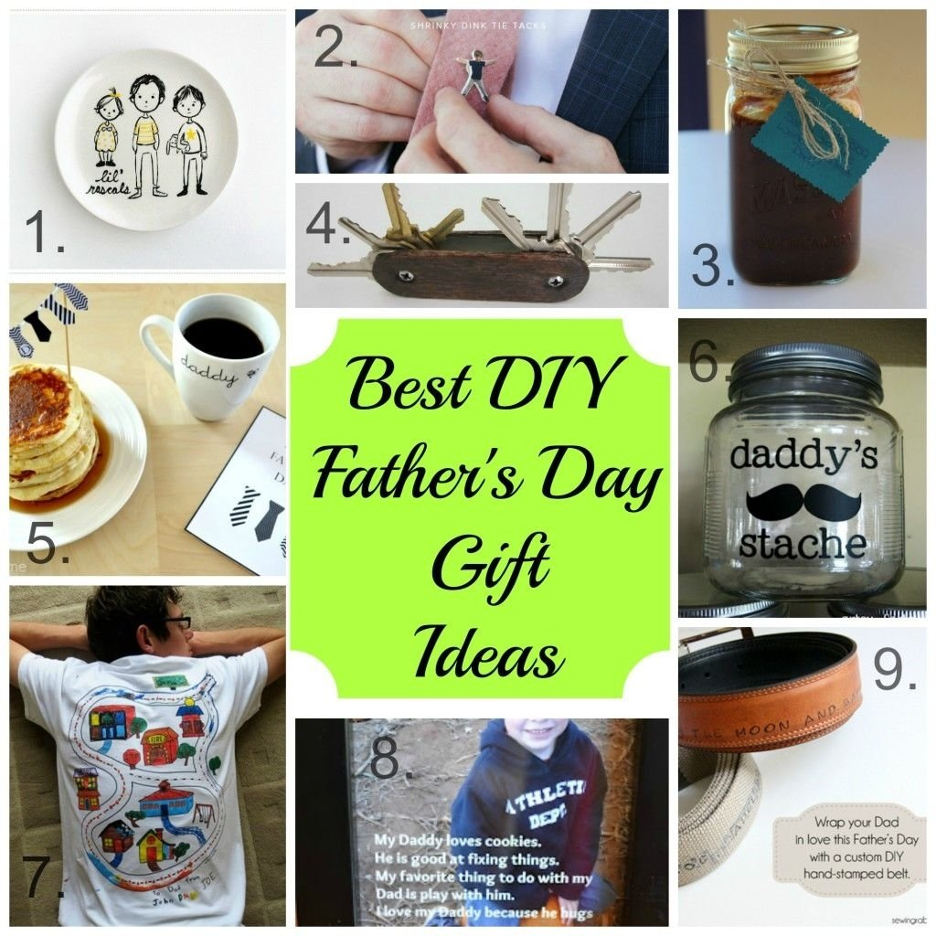 10 Lovable Diy Fathers Day Gift Ideas best diy fathers day gift ideas father gift and holidays 1 2021