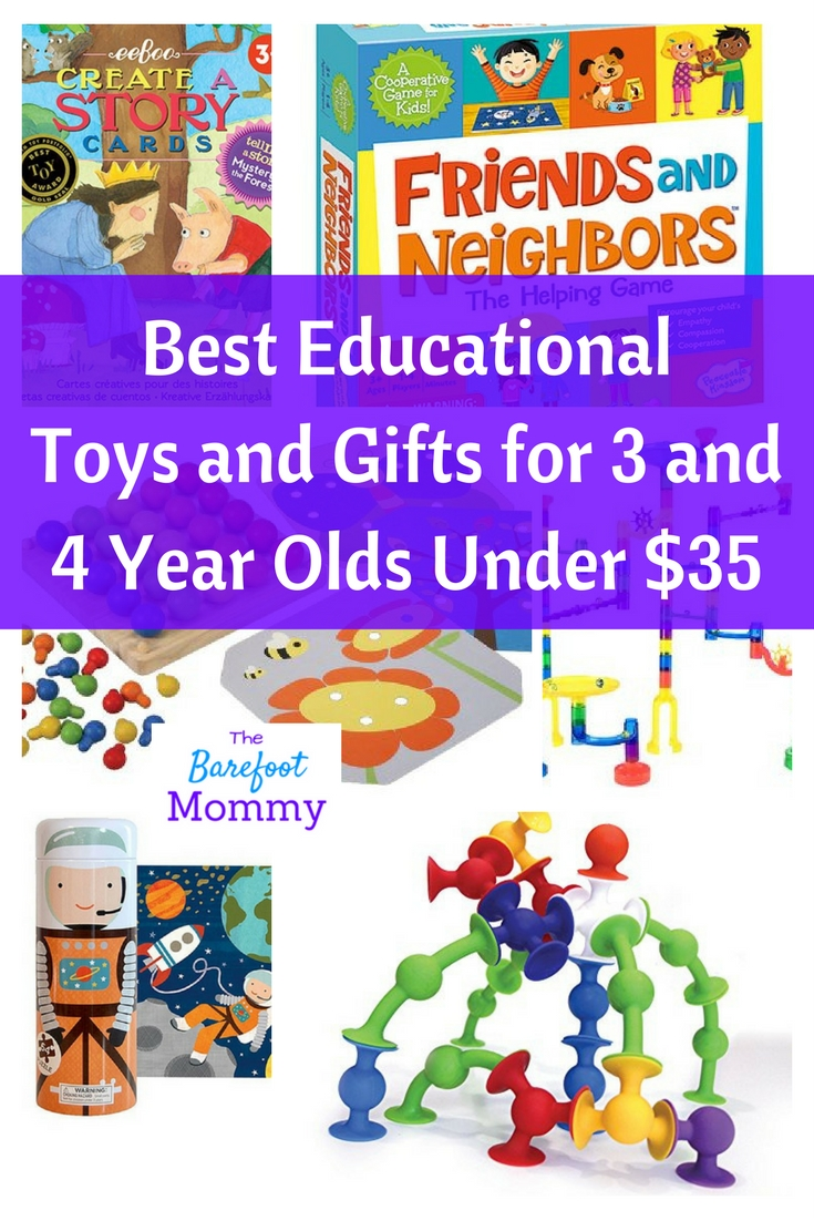 10 Fantastic Gift Ideas For 4 Year Olds 2020