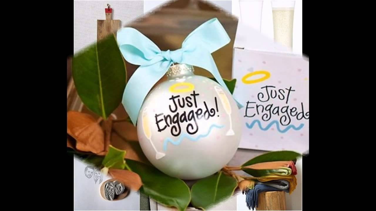 10 Perfect Gift Ideas For An Engagement Party best engagement party gift ideas youtube 1 2021