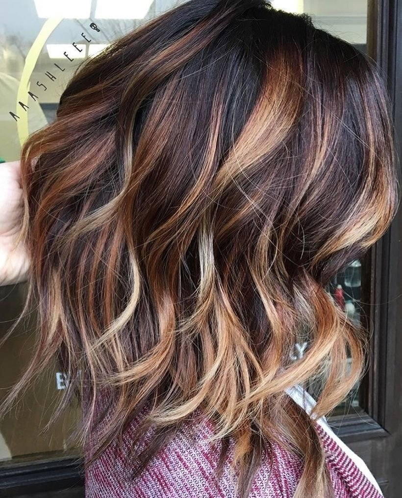 best fall hair color ideas that must you try 12 | hair coloring