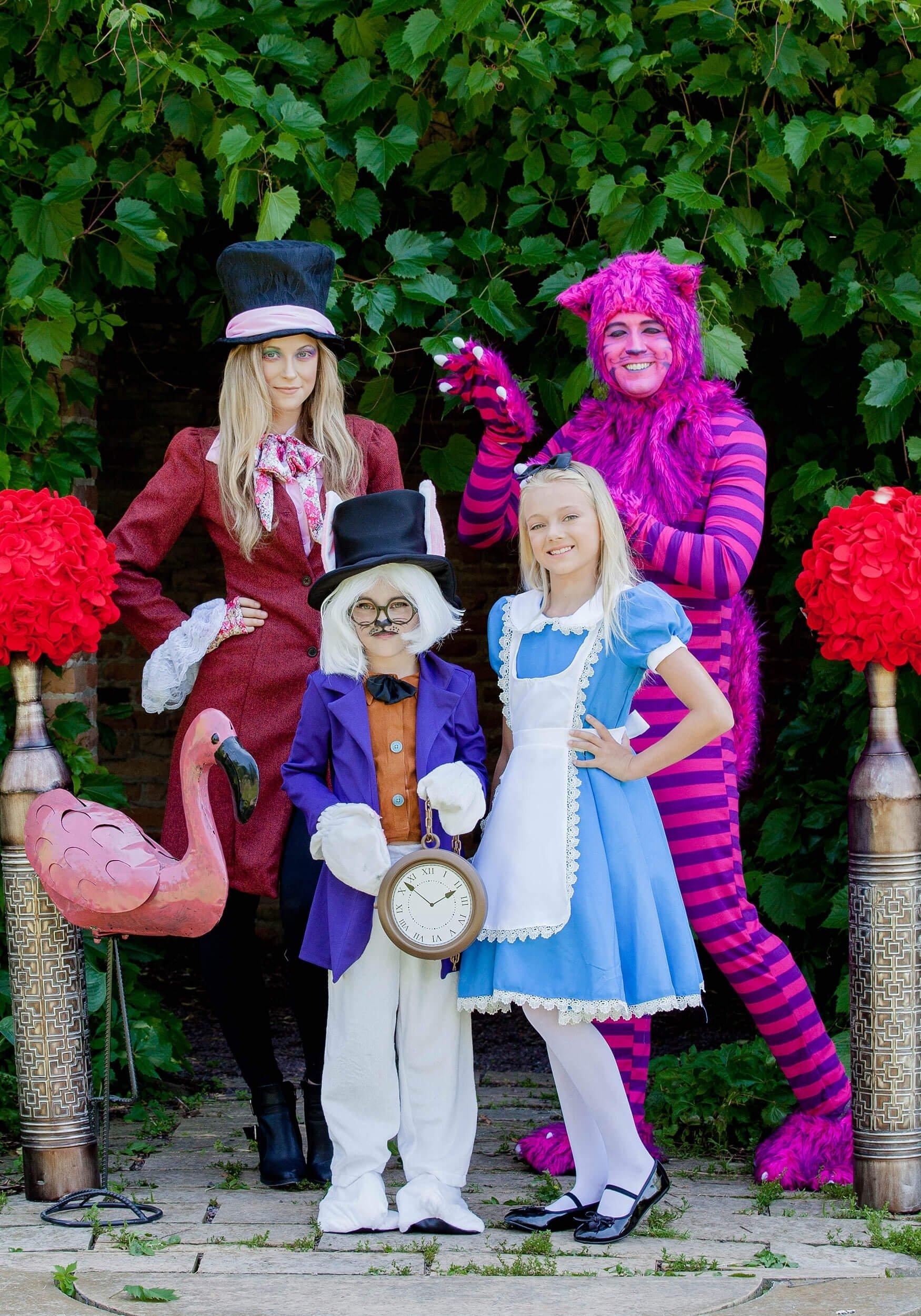 10 Gorgeous Alice And Wonderland Costume Ideas best family halloween costume ideas for 2016 halloween costumes blog 1 2020