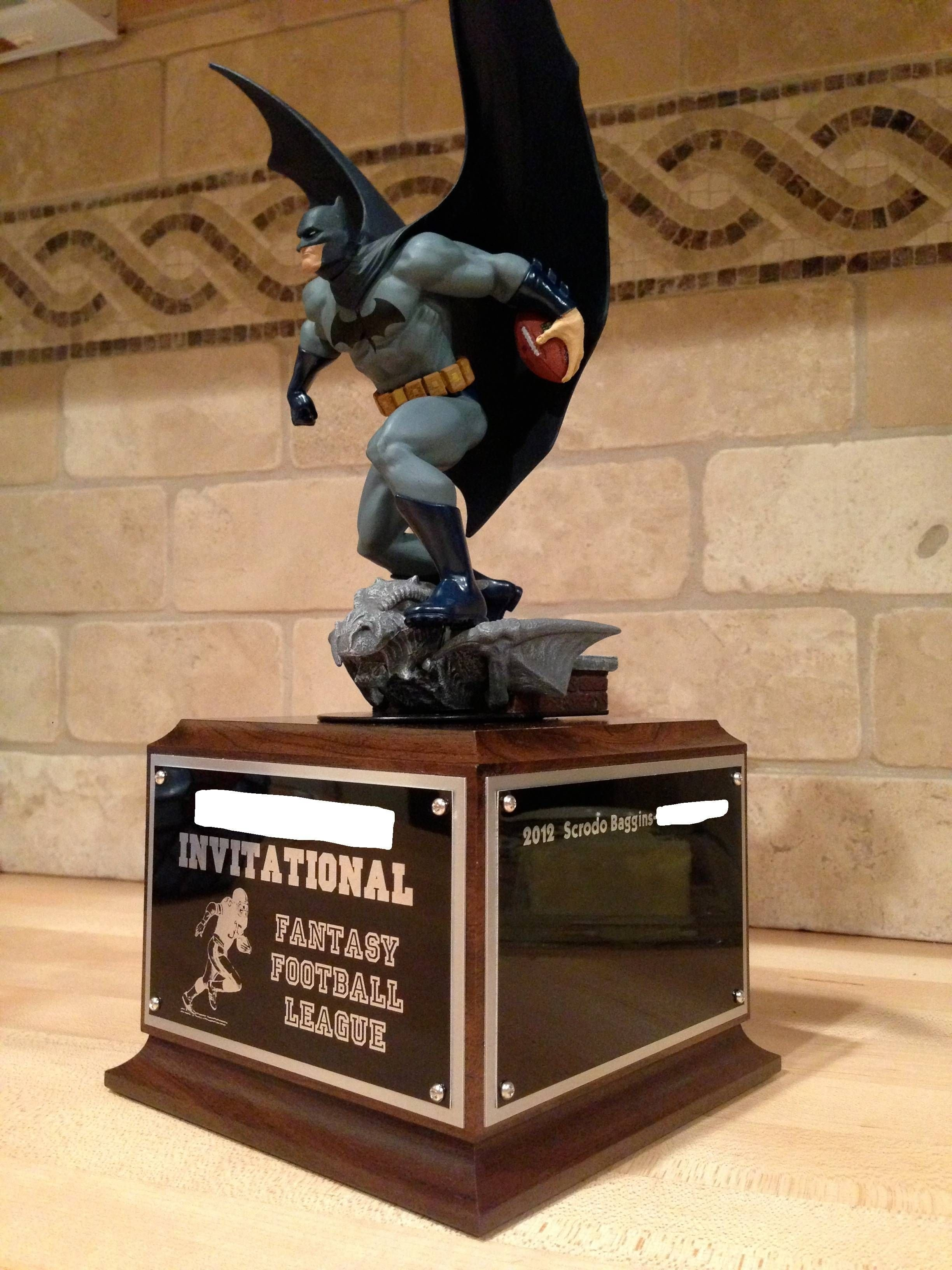10 Most Popular Last Place Fantasy Football Ideas best fantasy football trophy i can find i want to make a version 2020
