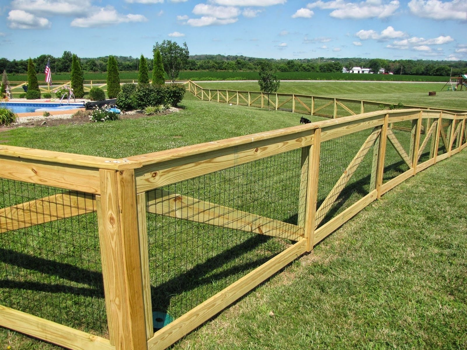 10 Stylish Cheap Fencing Ideas For Dogs 2019