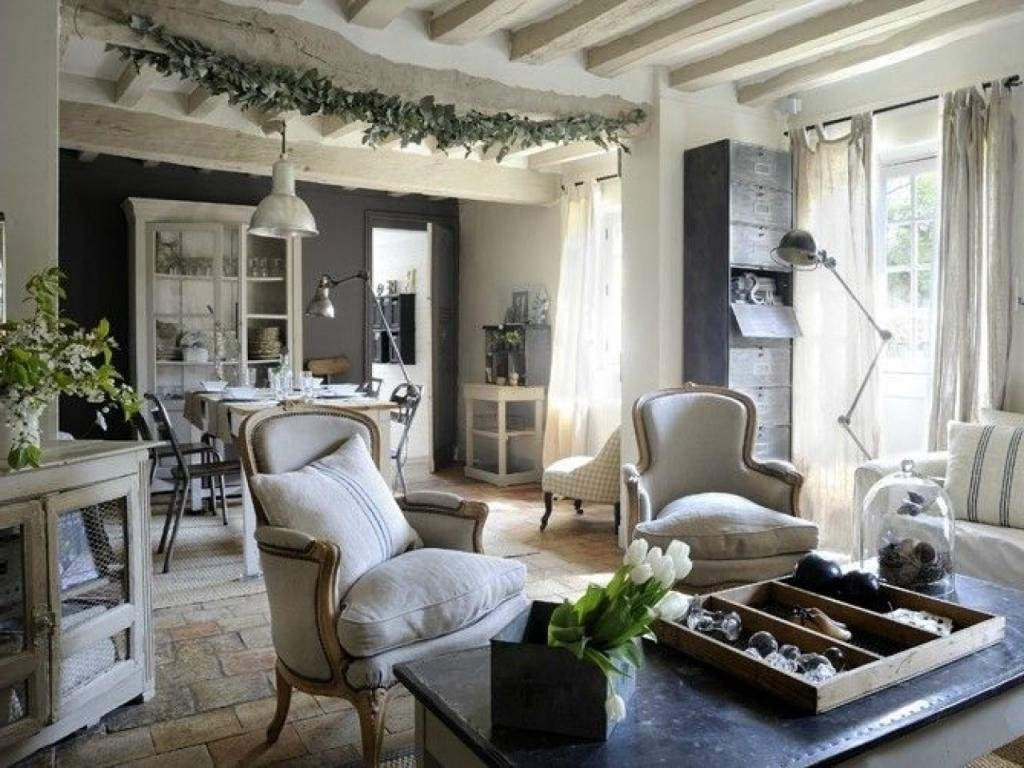 best french country cottage decorating ideas : authentic french