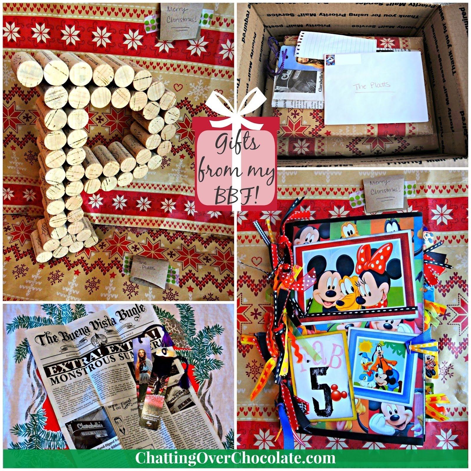 10 most recommended homemade gift ideas for best friend