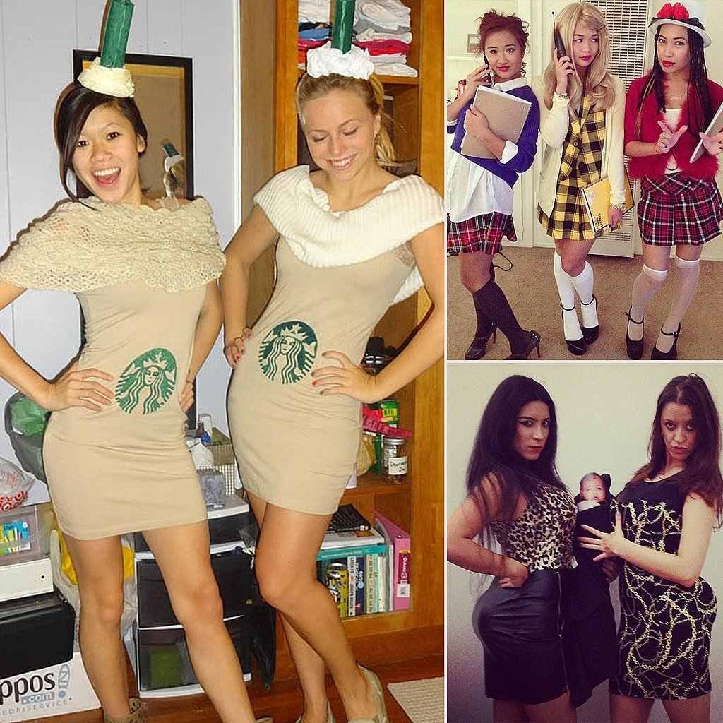 Halloween Costumes For Two Friends.Best Ever Cute Best Friend Halloween Costume Ideas Decor