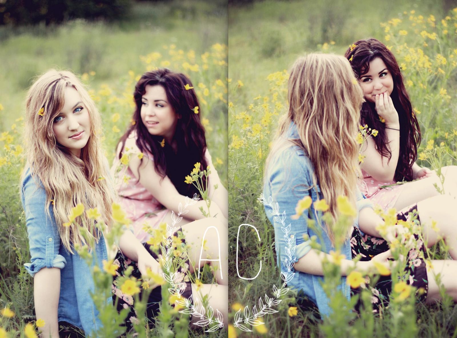best friend photo shoot ideas | the ashlie chandler creative