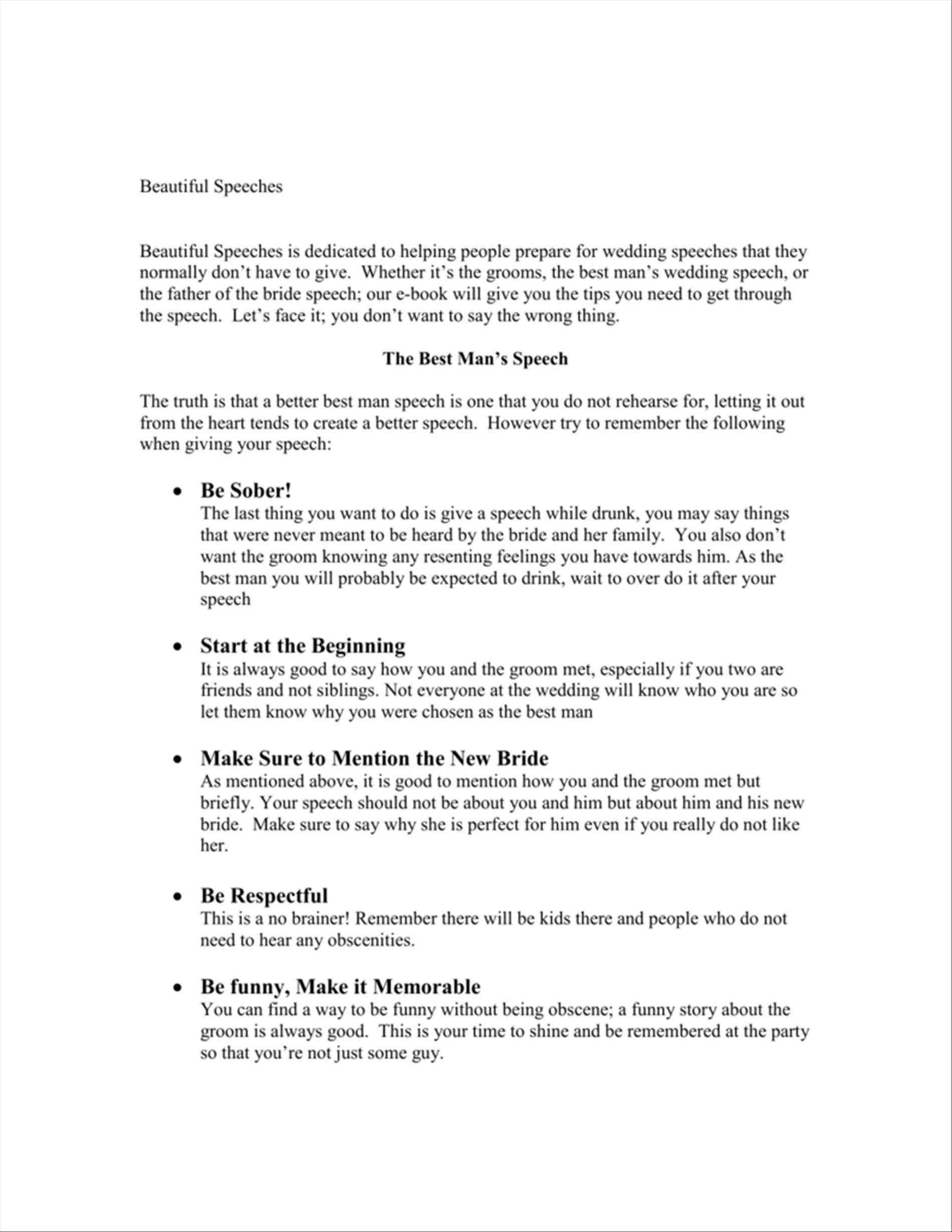 10 Trendy Ideas For Best Man Speech best funny wedding toast ideas ideas styles ideas 2018 sperr