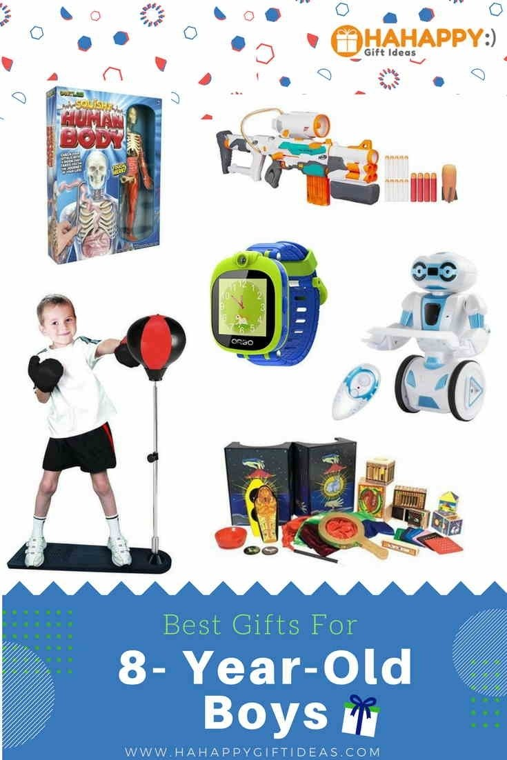 10 Attractive Christmas Ideas For 8 Year Old Boy